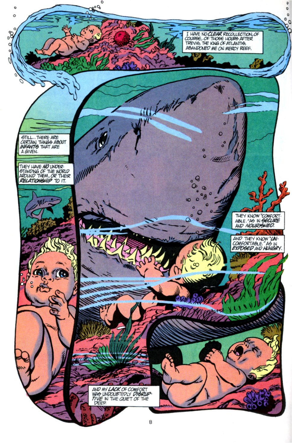 Read online Aquaman: Time and Tide comic -  Issue #2 - 9