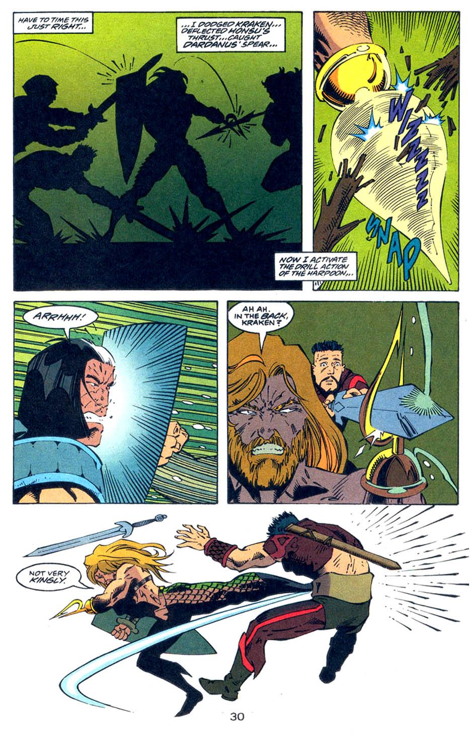 Read online Aquaman (1994) comic -  Issue #Aquaman (1994) _Annual 4 - 30