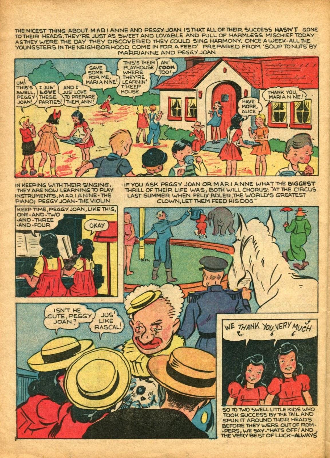 Read online Super-Magician Comics comic -  Issue #5 - 49