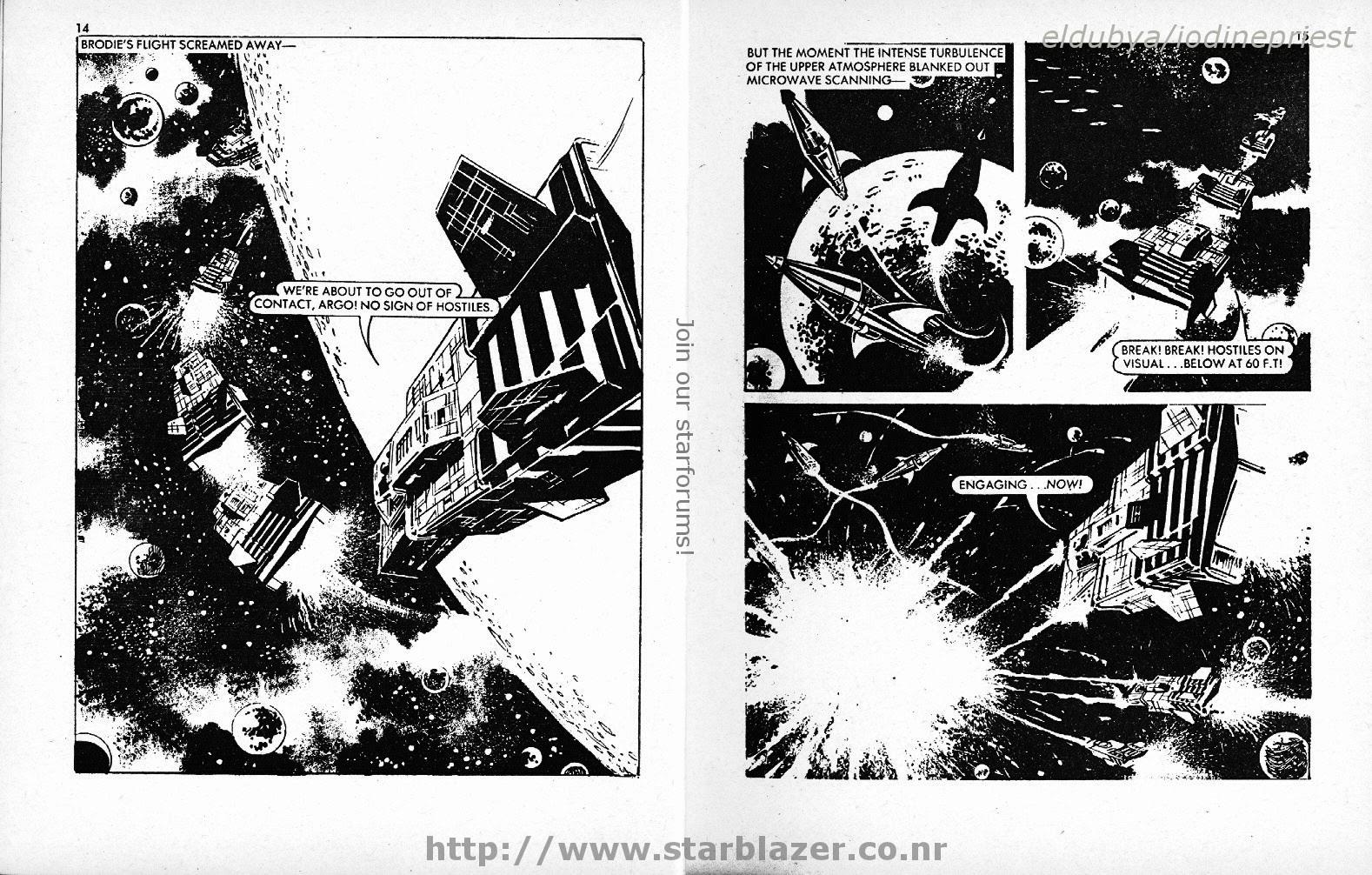 Starblazer issue 135 - Page 9
