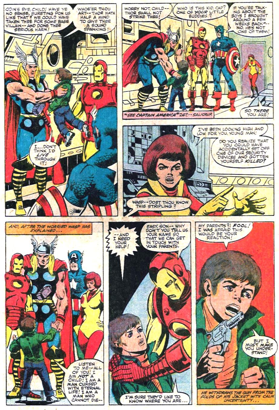 The Avengers (1963) 218 Page 4