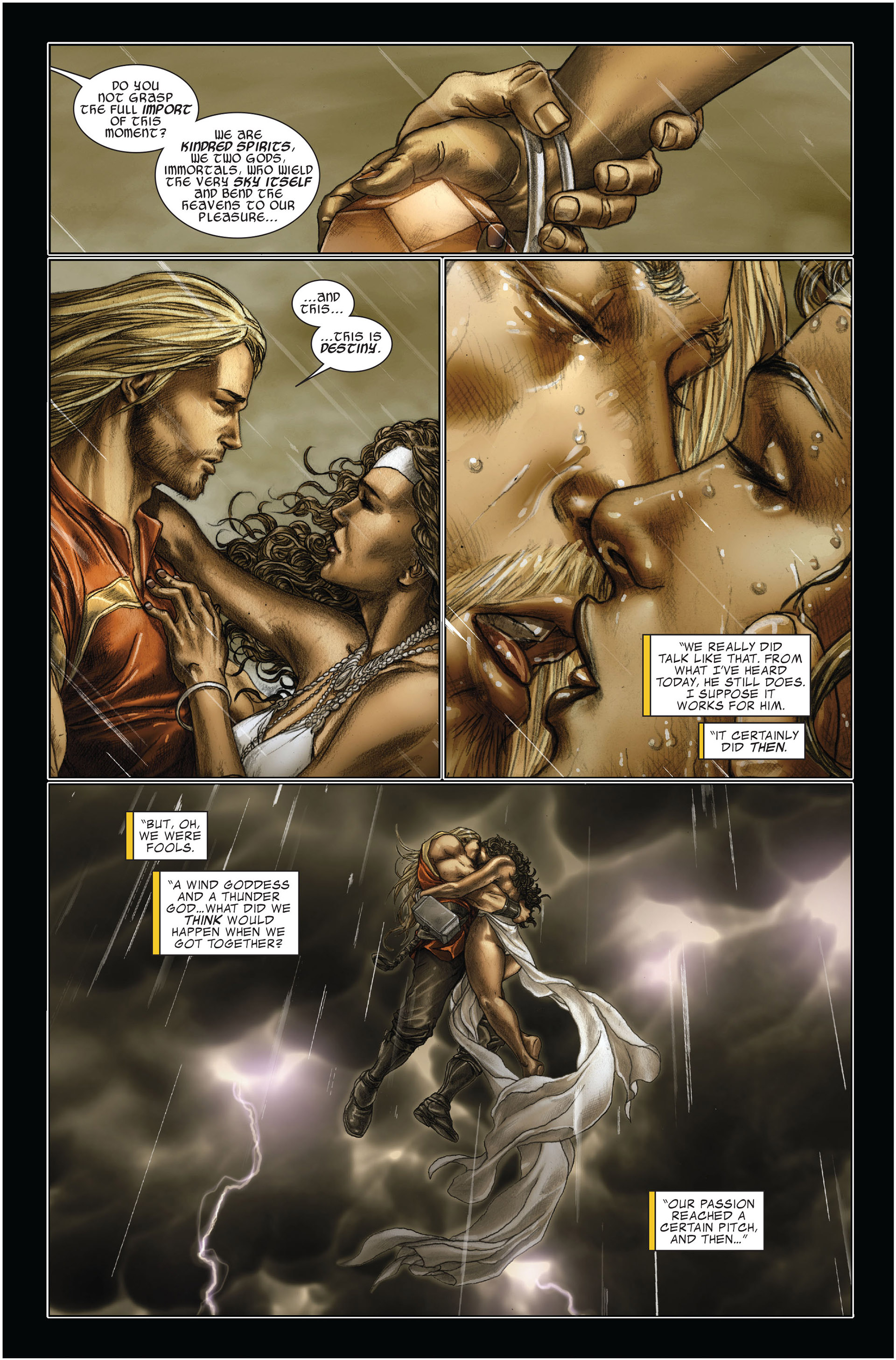 Read online Astonishing Thor comic -  Issue #3 - 18