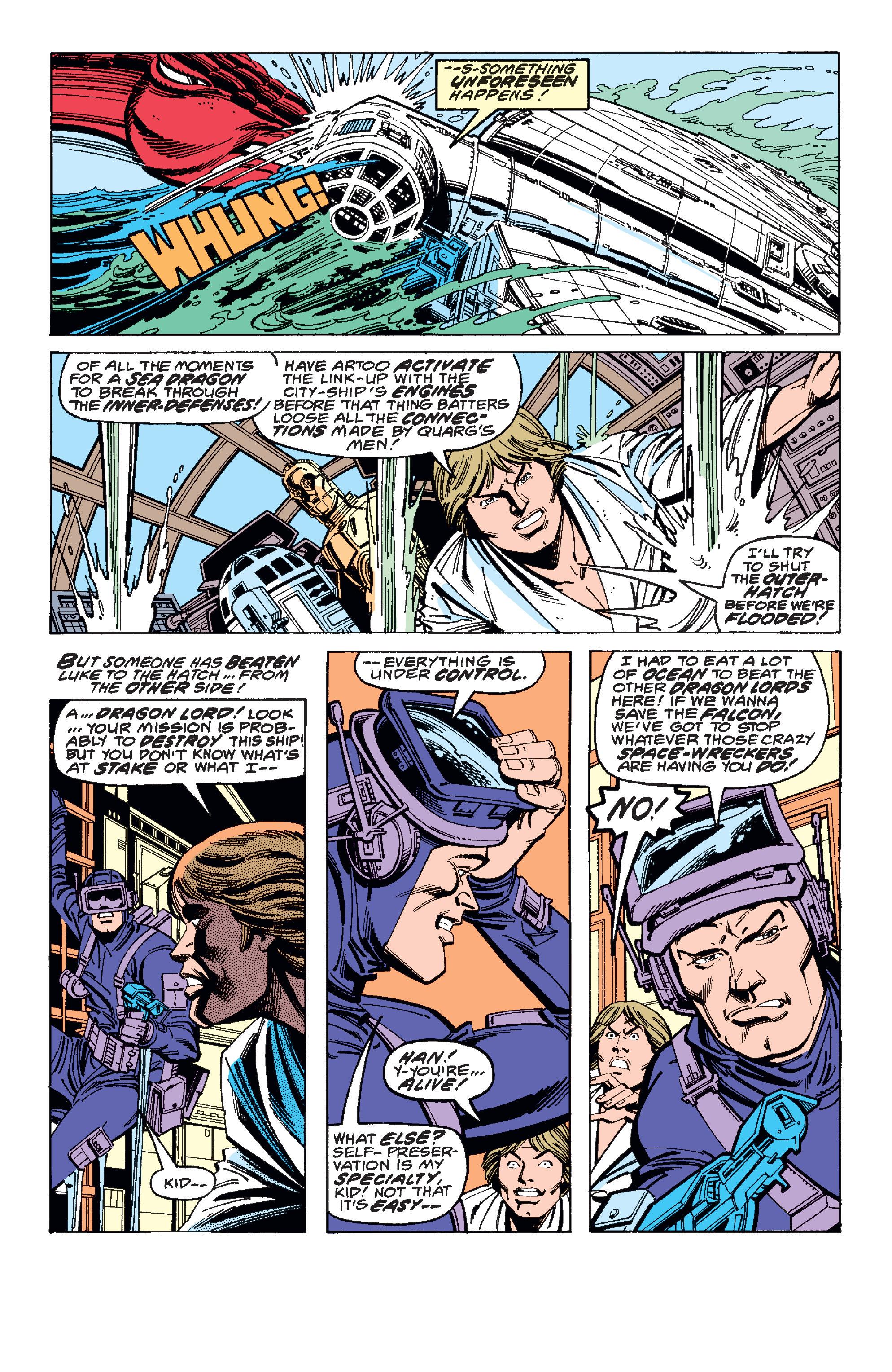 Read online Star Wars Omnibus comic -  Issue # Vol. 13 - 253