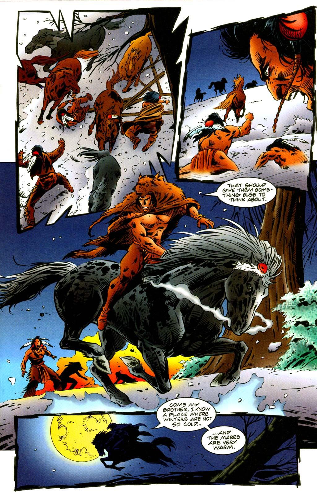 Read online Turok, Dinosaur Hunter (1993) comic -  Issue #44 - 9
