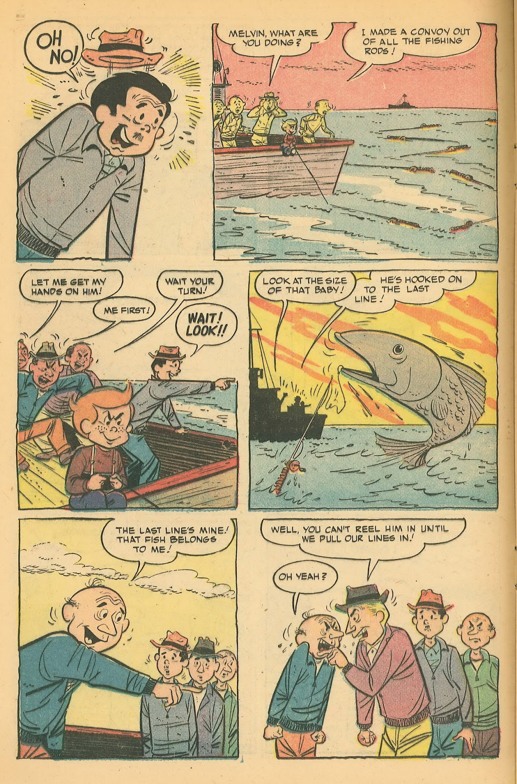 Read online Famous Funnies comic -  Issue #218 - 16