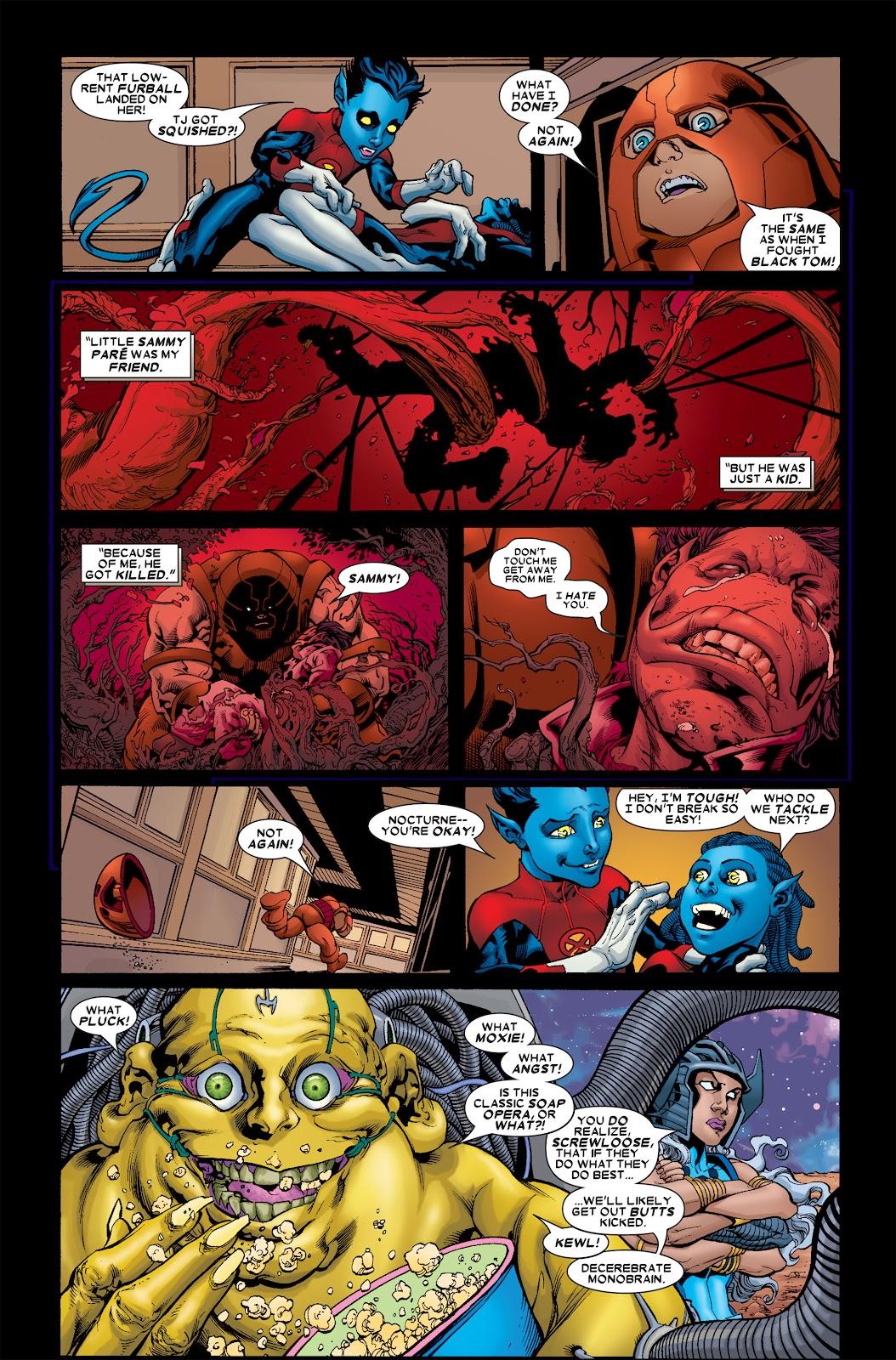 Uncanny X-Men (1963) issue 461 - Page 14