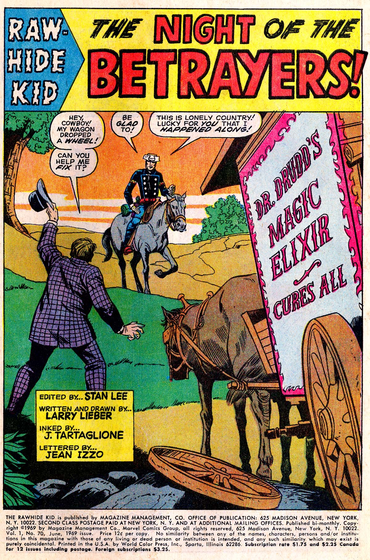 The Rawhide Kid (1955) 70 Page 2
