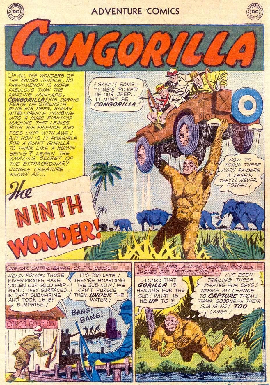 Read online Adventure Comics (1938) comic -  Issue #270 - 18