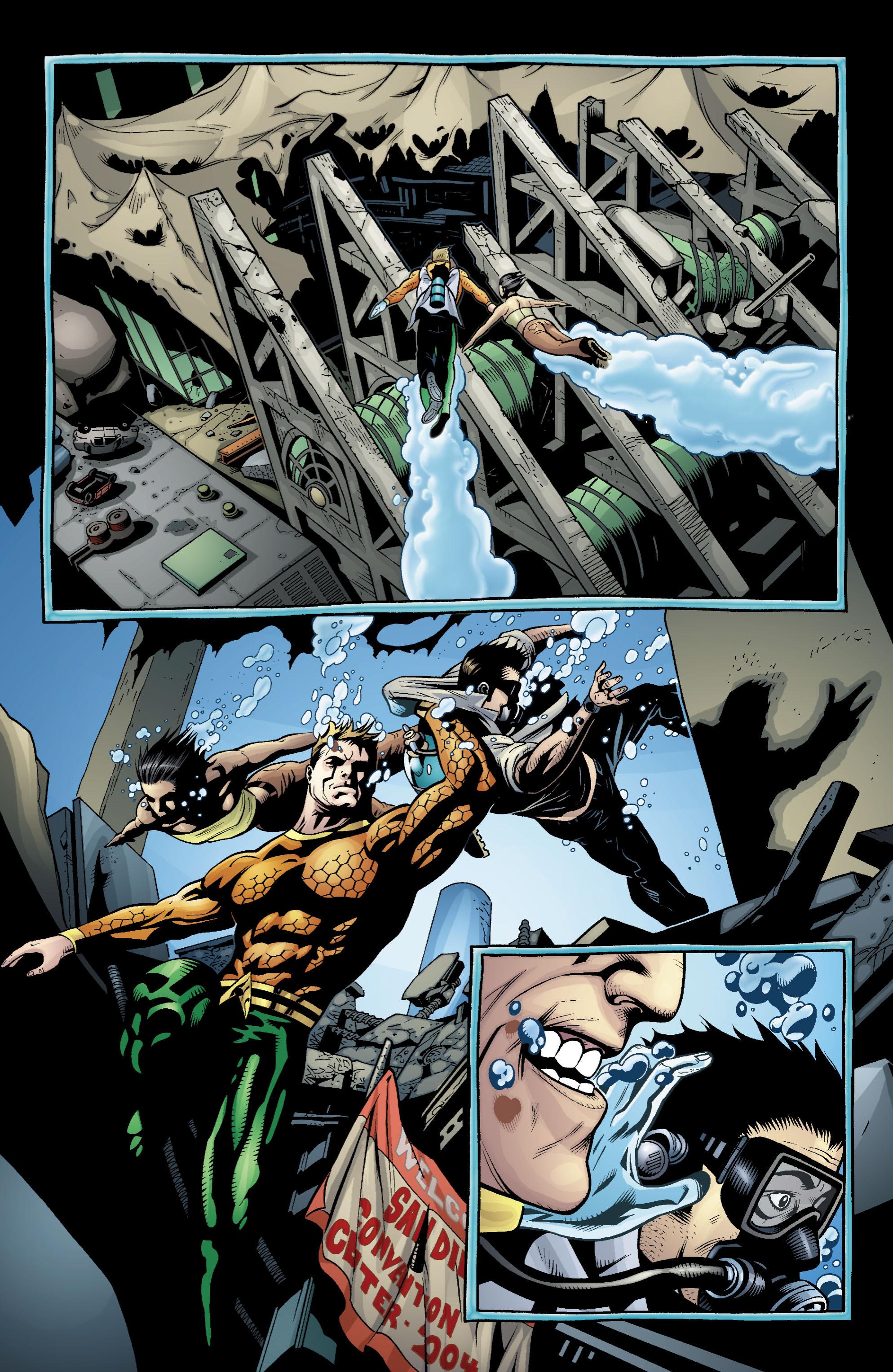 Read online Aquaman (2003) comic -  Issue #20 - 6