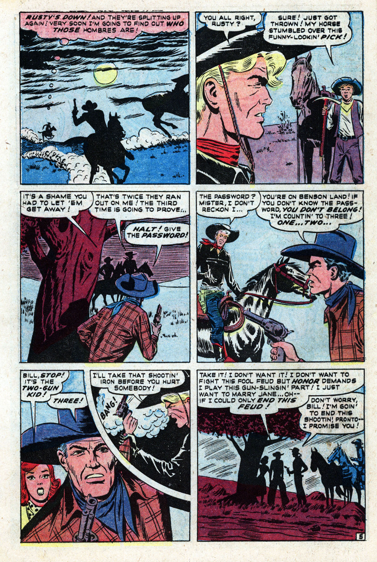Read online Two-Gun Kid comic -  Issue #10 - 44