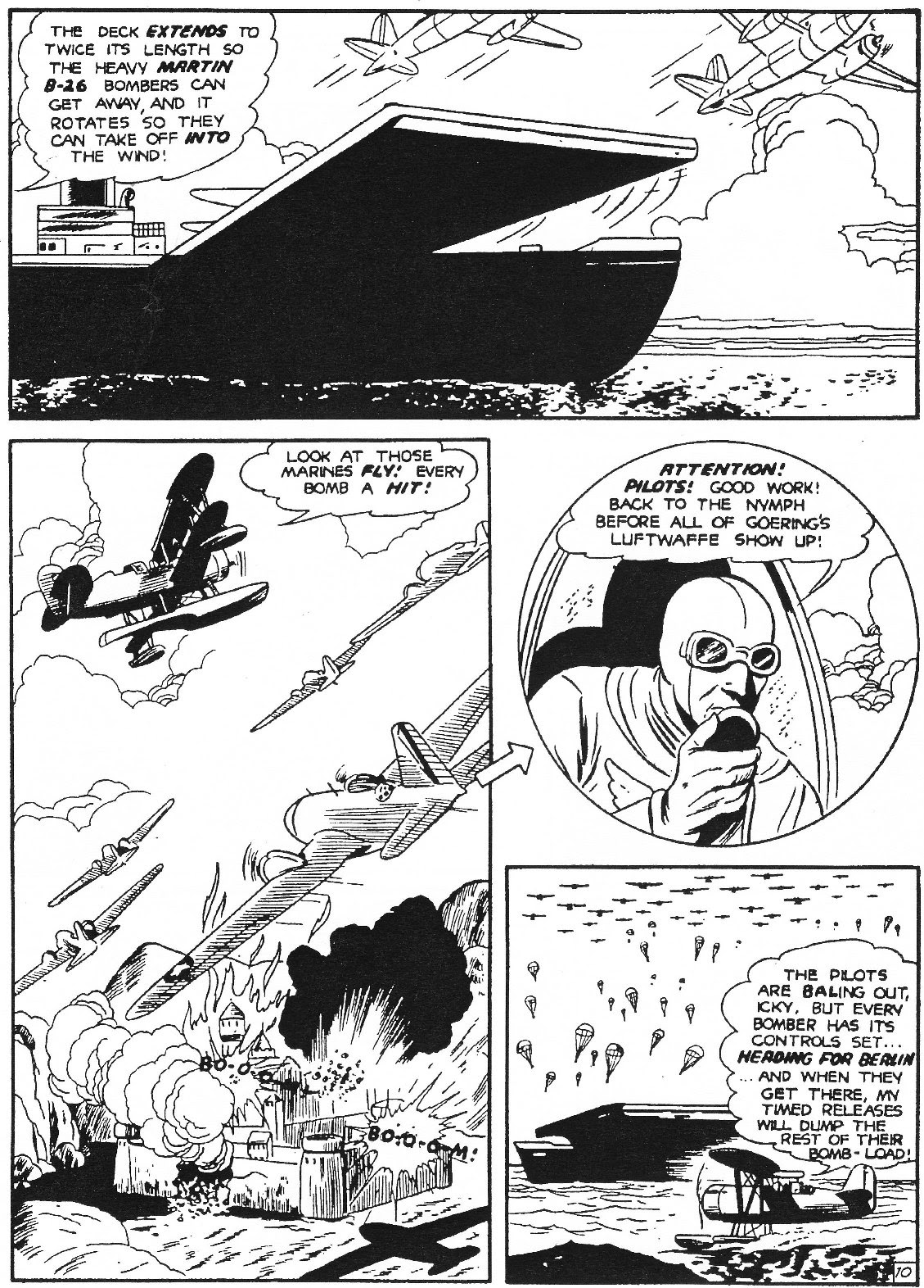 Captain Midnight (1942) issue 11 - Page 21