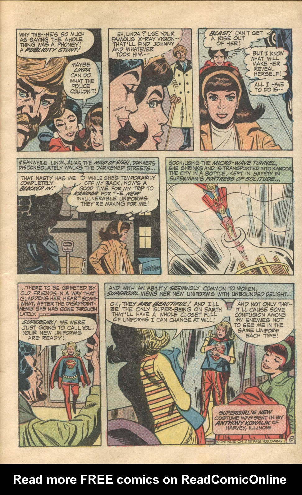 Read online Adventure Comics (1938) comic -  Issue #407 - 11
