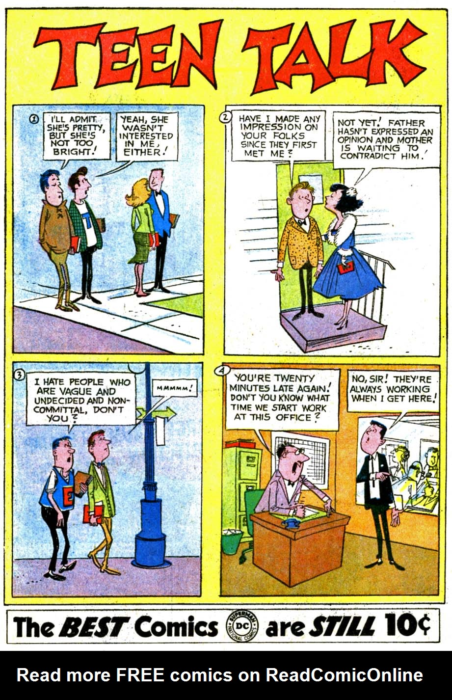 The Adventures of Bob Hope issue 68 - Page 14
