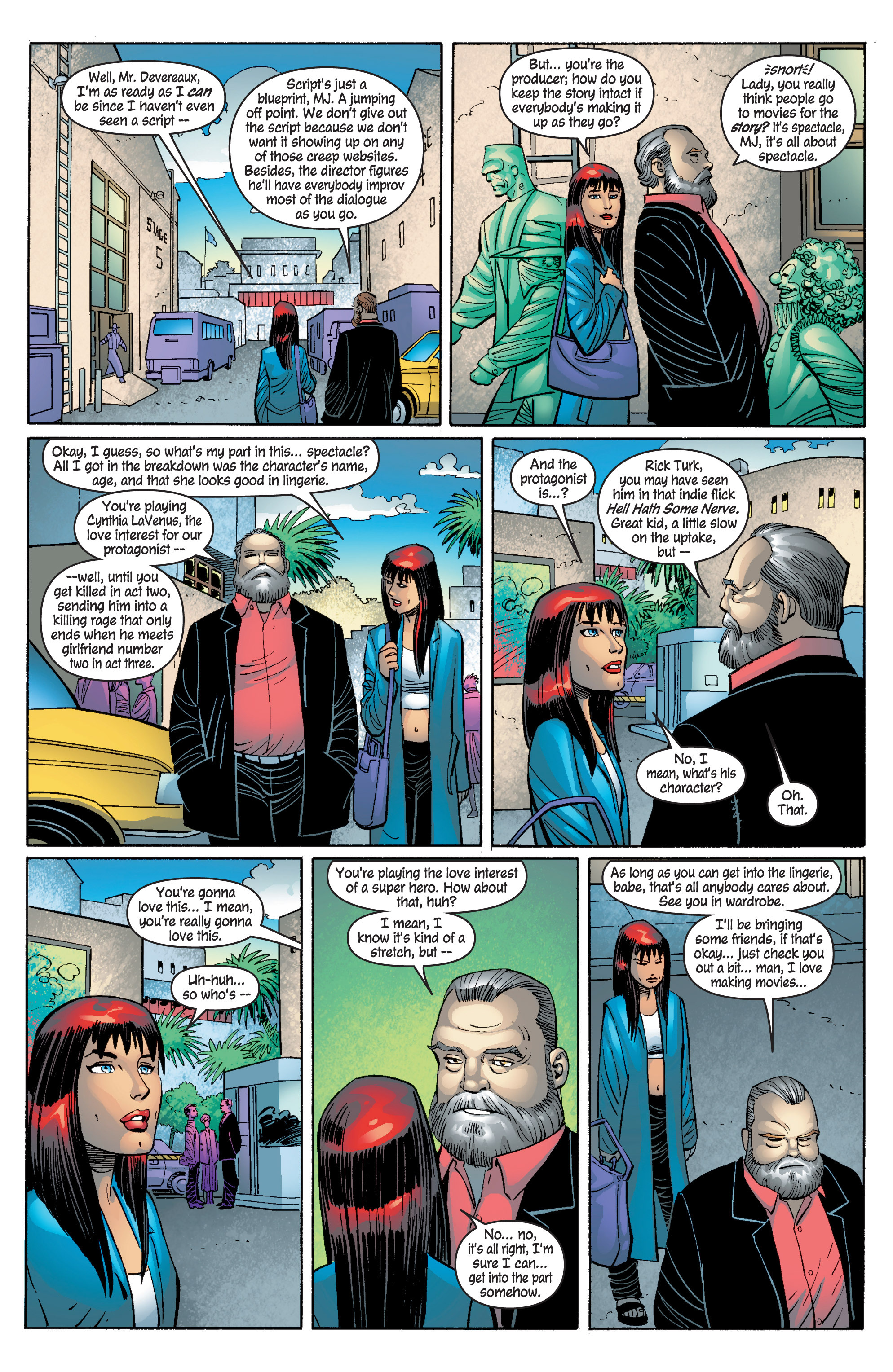 The Amazing Spider-Man (1999) 43 Page 21