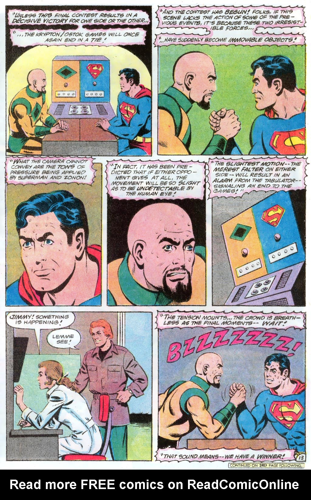 Read online Action Comics (1938) comic -  Issue #574 - 17