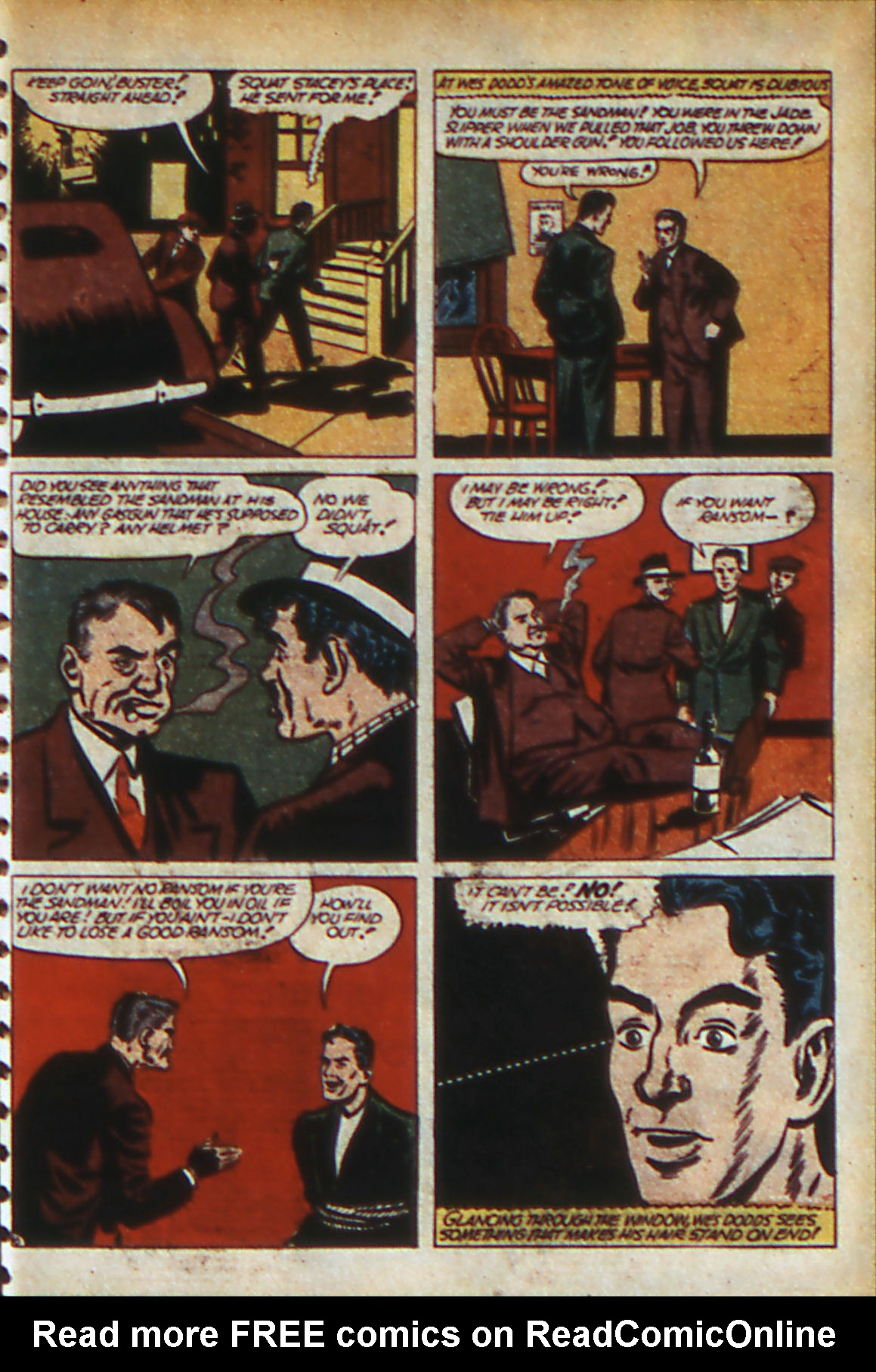 Read online Adventure Comics (1938) comic -  Issue #56 - 64