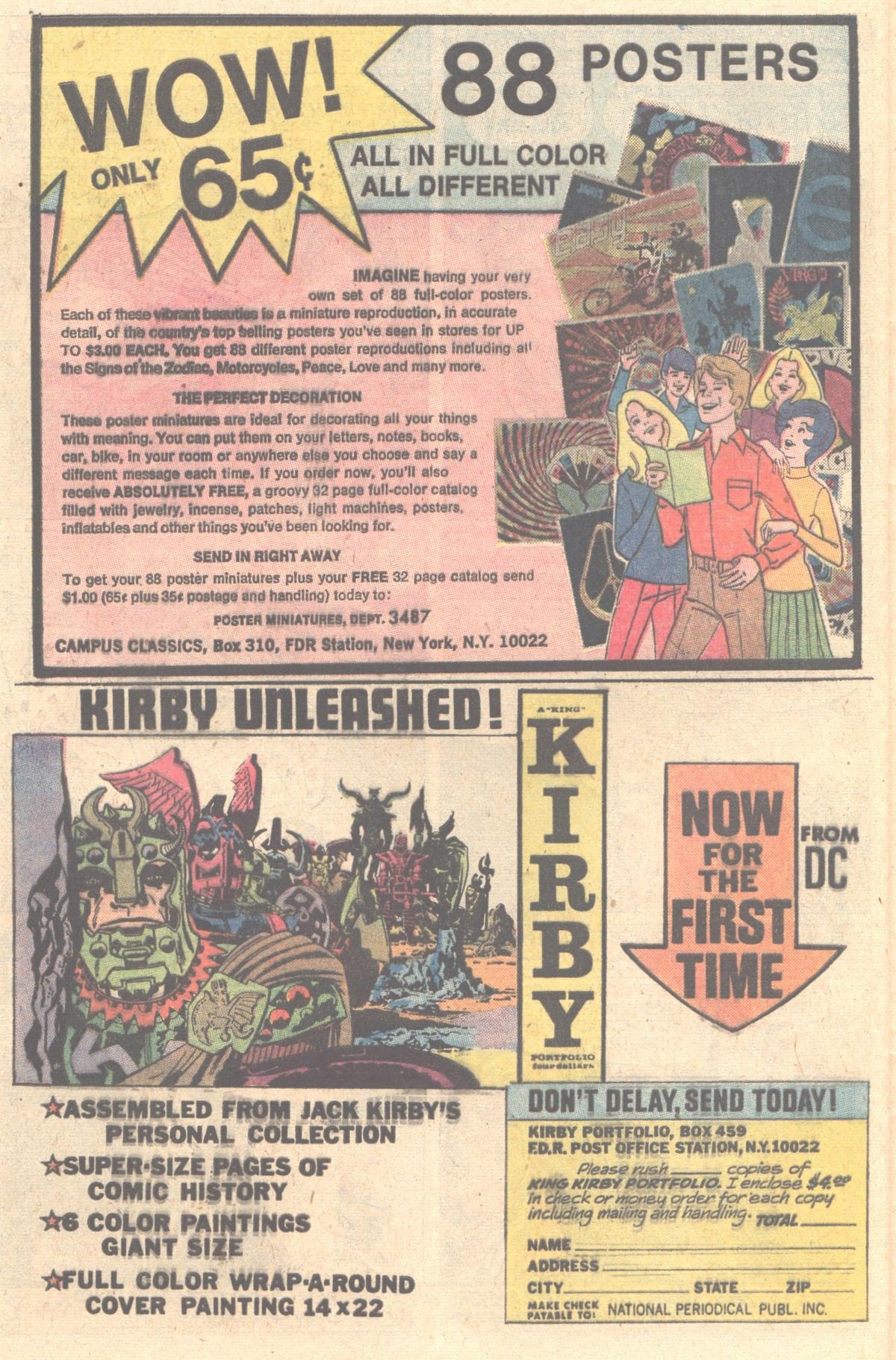 Read online Adventure Comics (1938) comic -  Issue #419 - 40