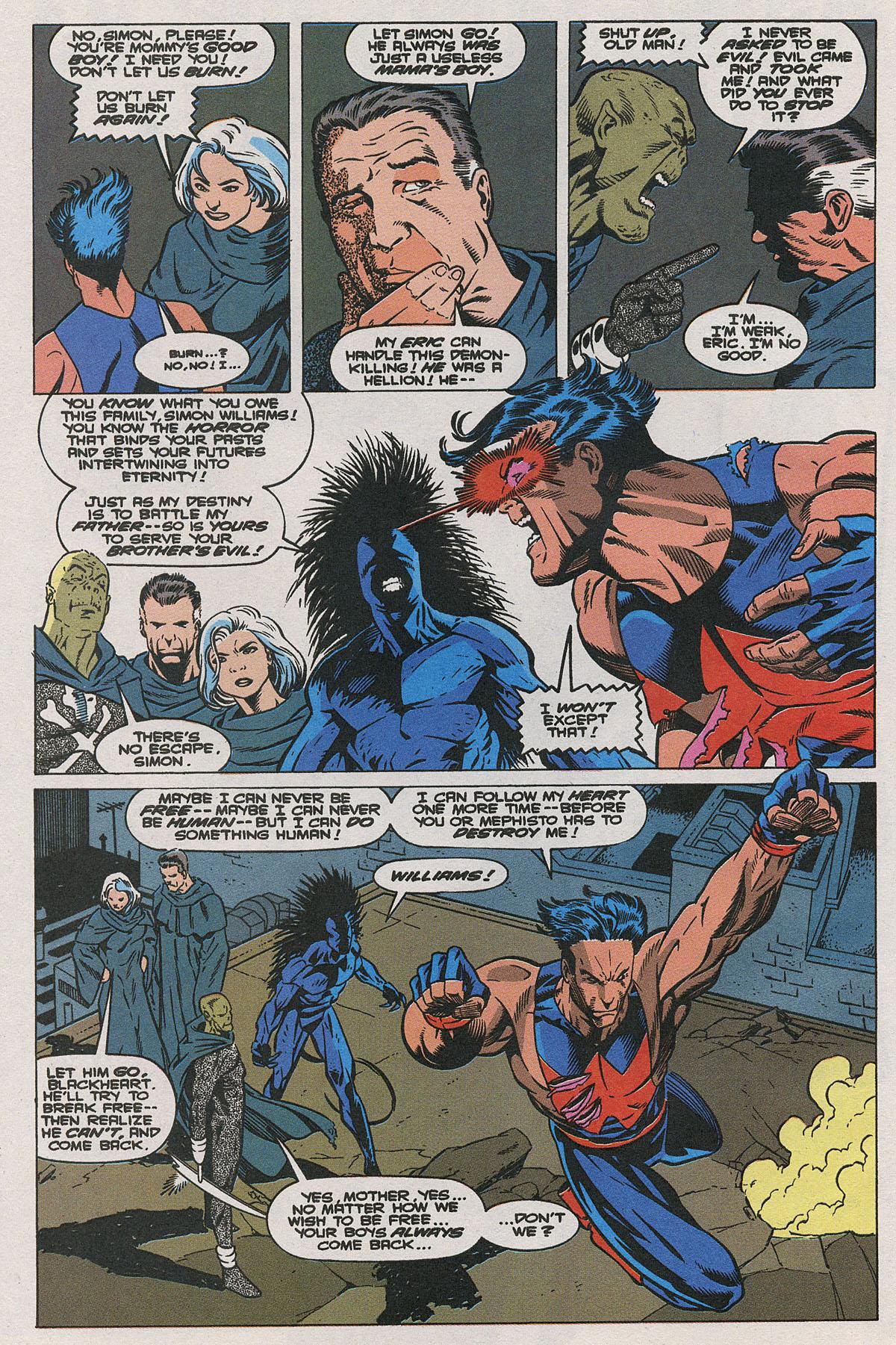 Read online Wonder Man (1991) comic -  Issue #24 - 17