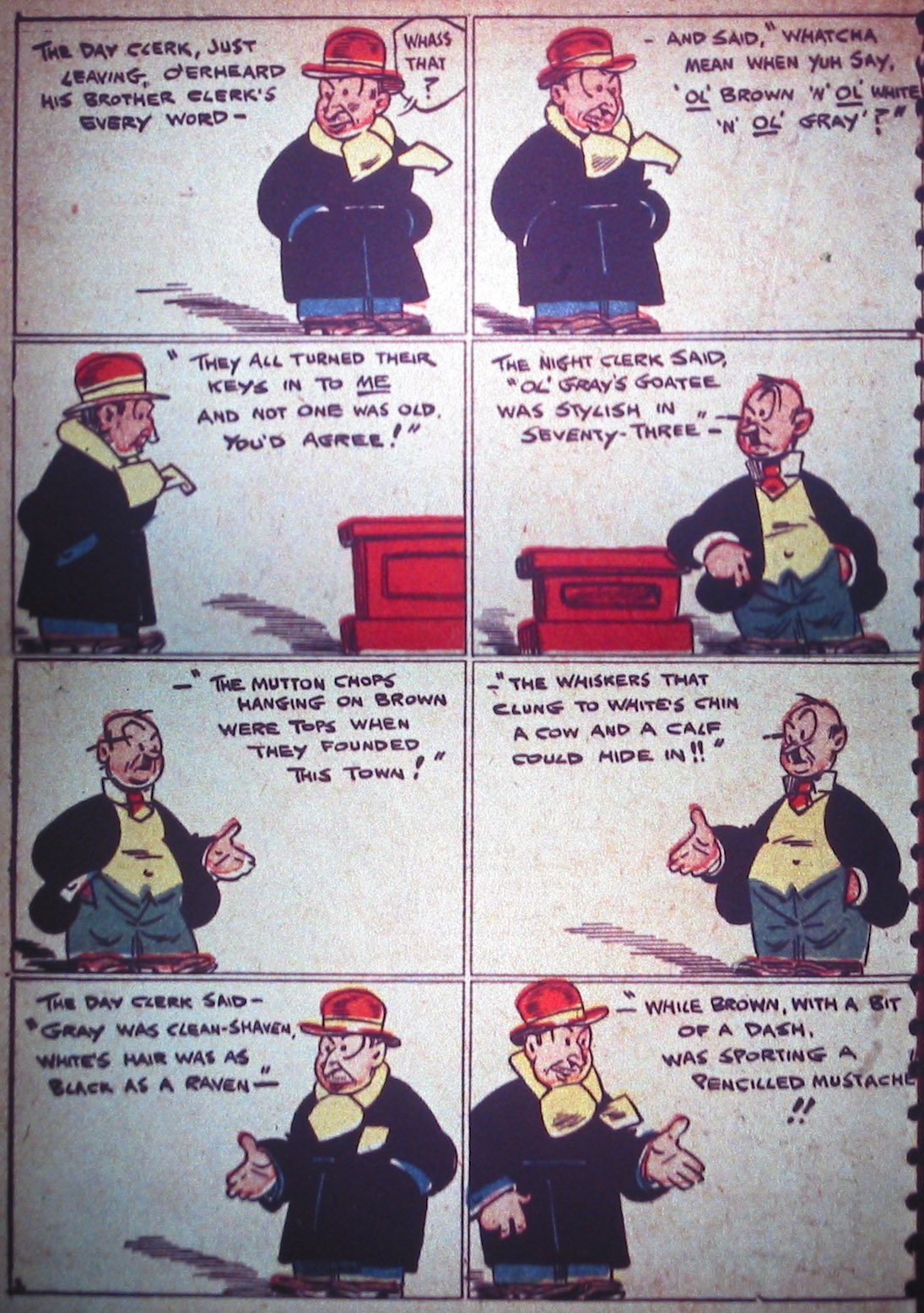 Detective Comics (1937) 2 Page 33