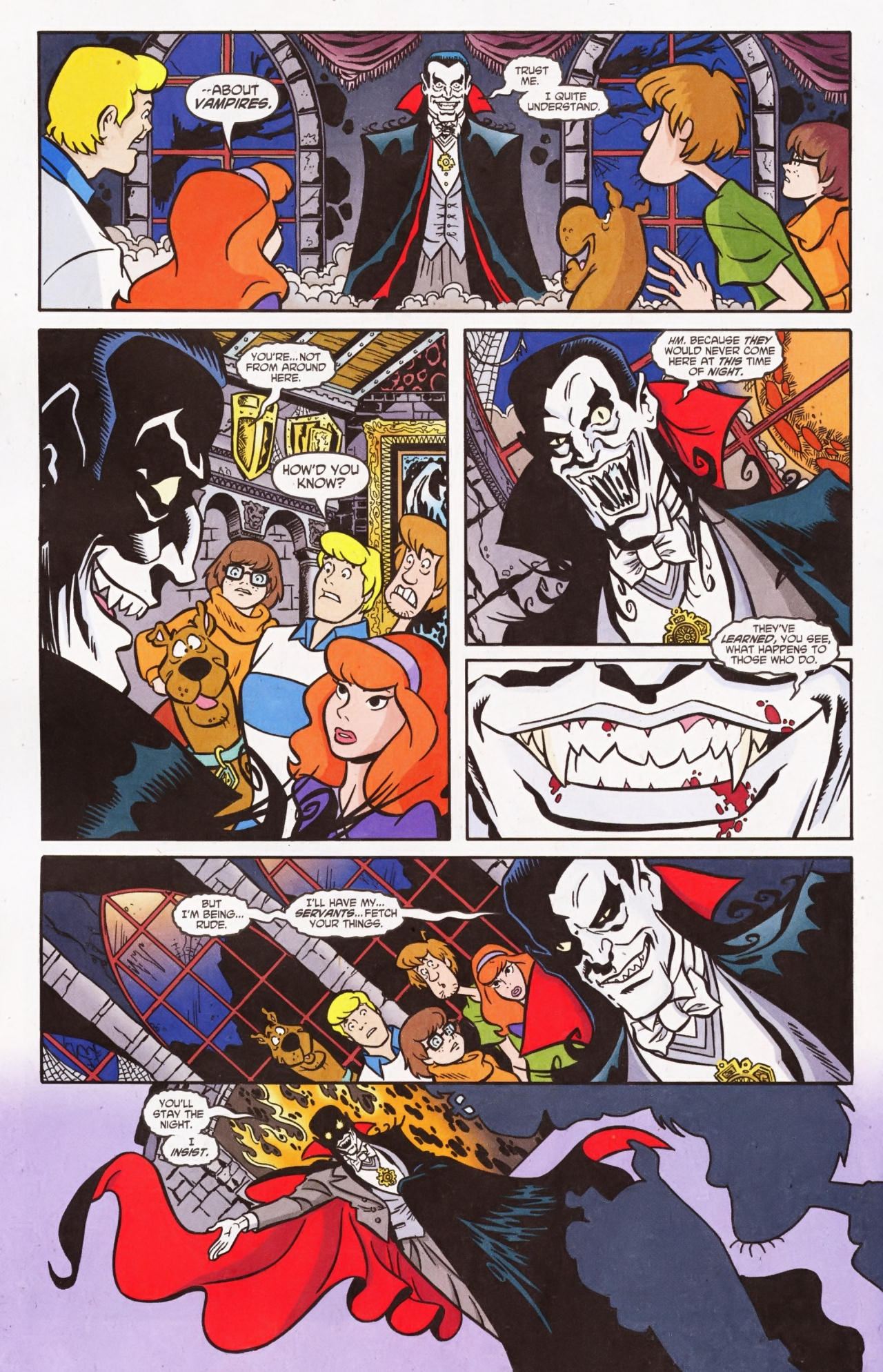 Read online Scooby-Doo (1997) comic -  Issue #137 - 4