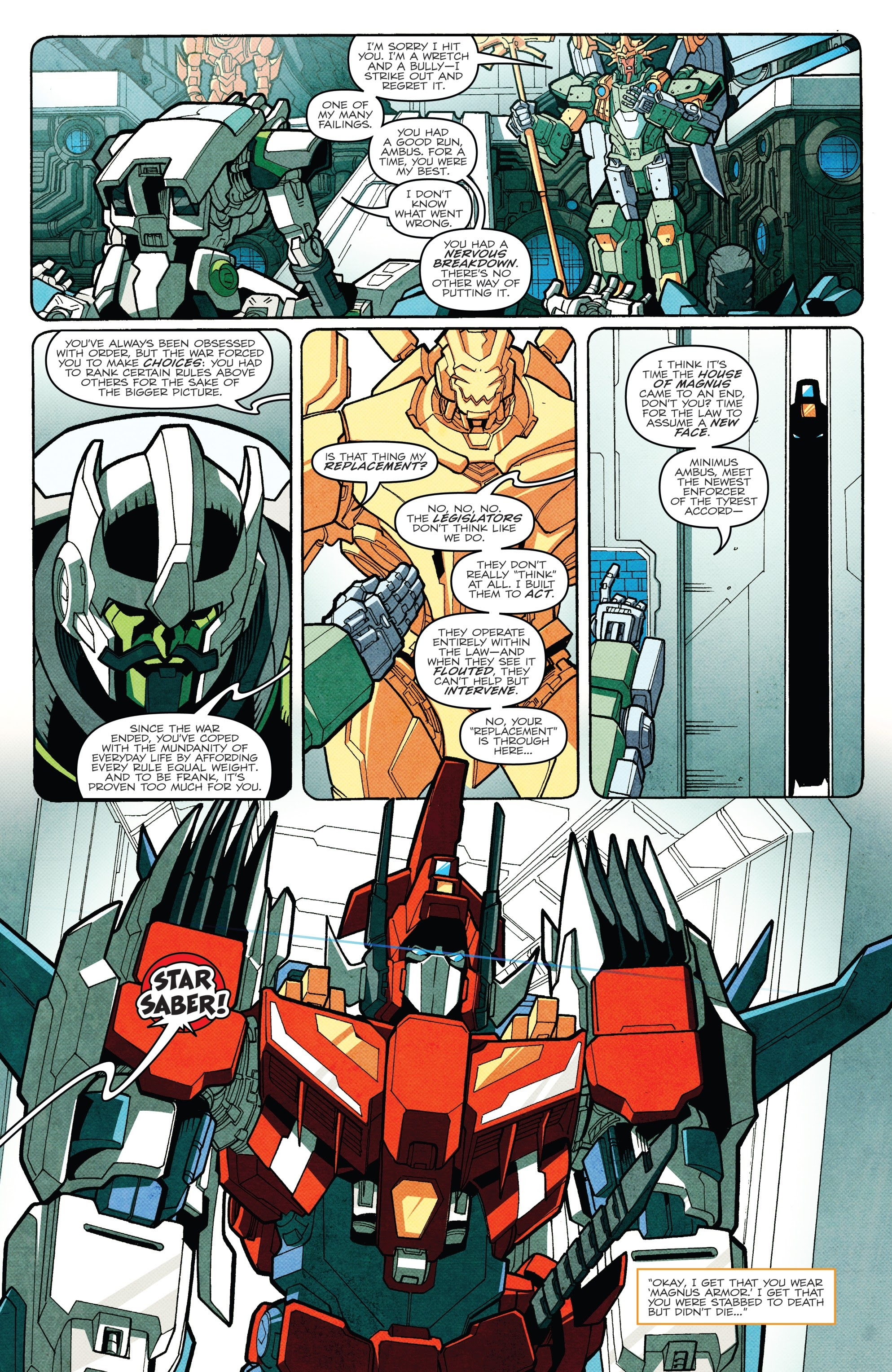 Transformers: The IDW Collection Phase Two TPB_5_(Part_3) Page 2