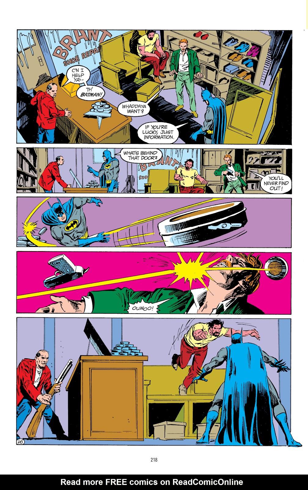 Read online Detective Comics (1937) comic -  Issue # _TPB Batman - The Dark Knight Detective 2 (Part 3) - 20