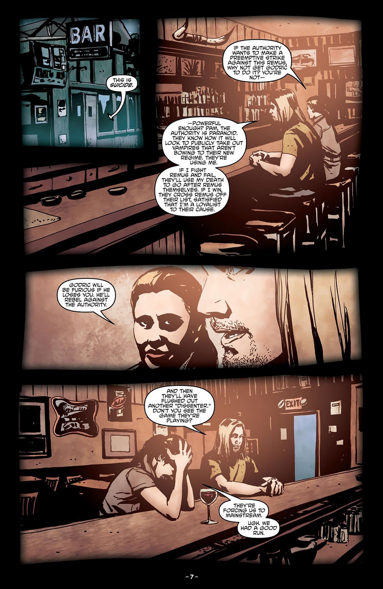 Read online True Blood (2012) comic -  Issue #2 - 9