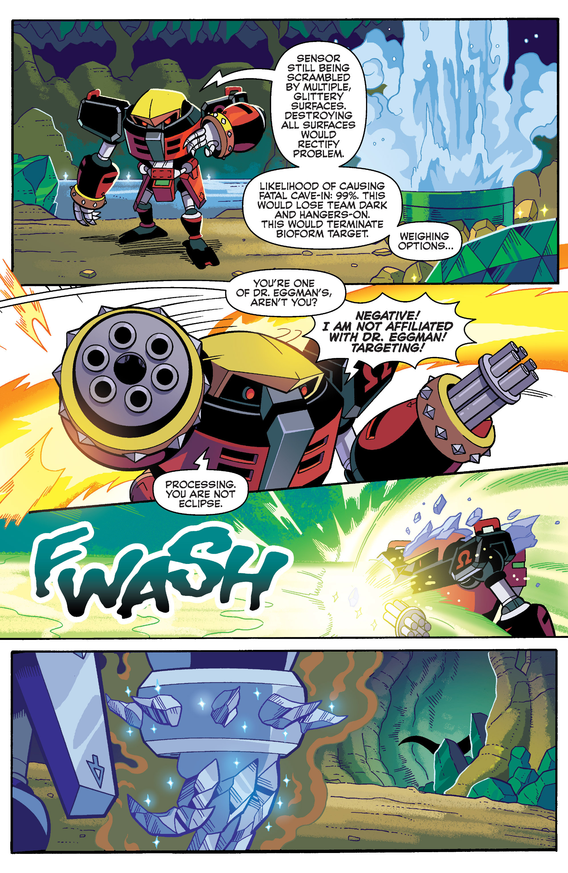 Read online Sonic Universe comic -  Issue #87 - 20