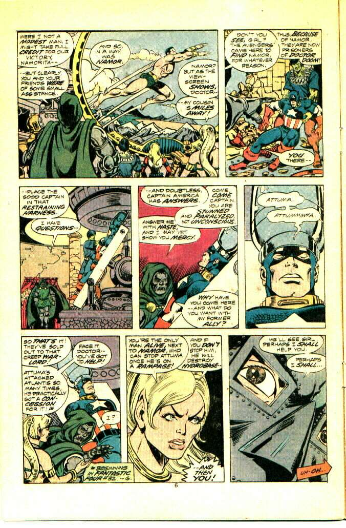 The Avengers (1963) 155 Page 4