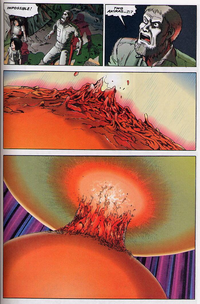 Read online Akira comic -  Issue #36 - 44