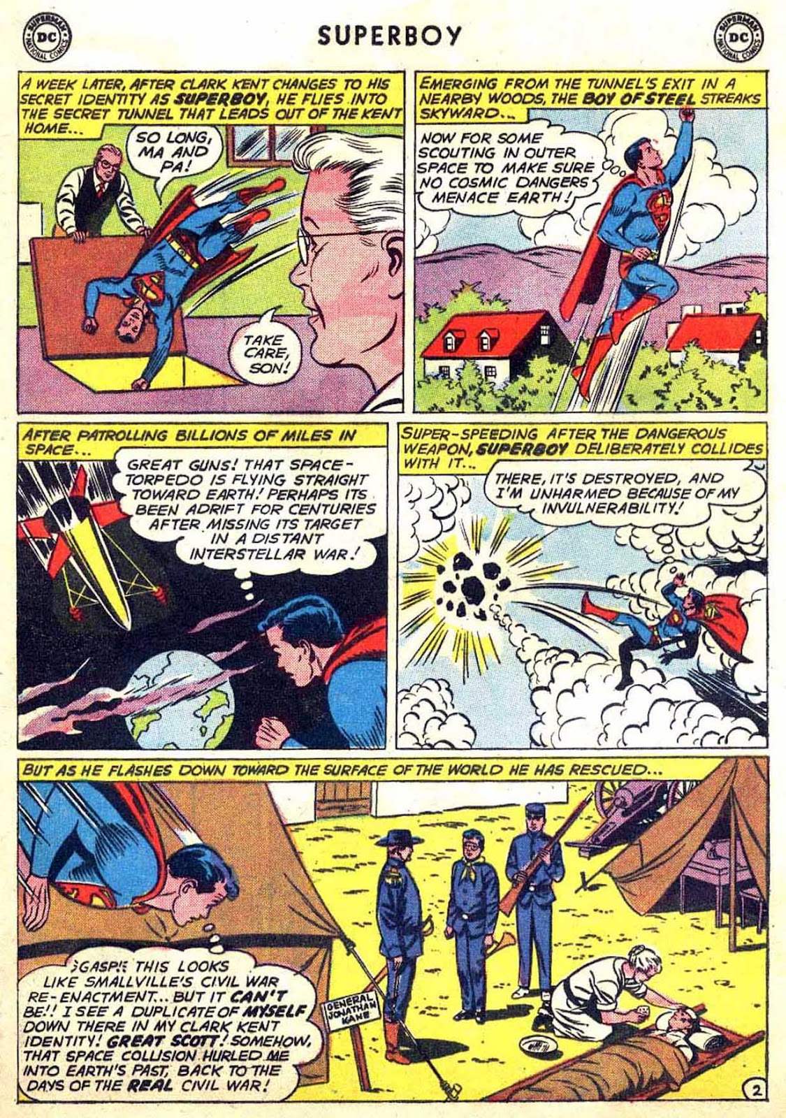 Superboy (1949) issue 91 - Page 3