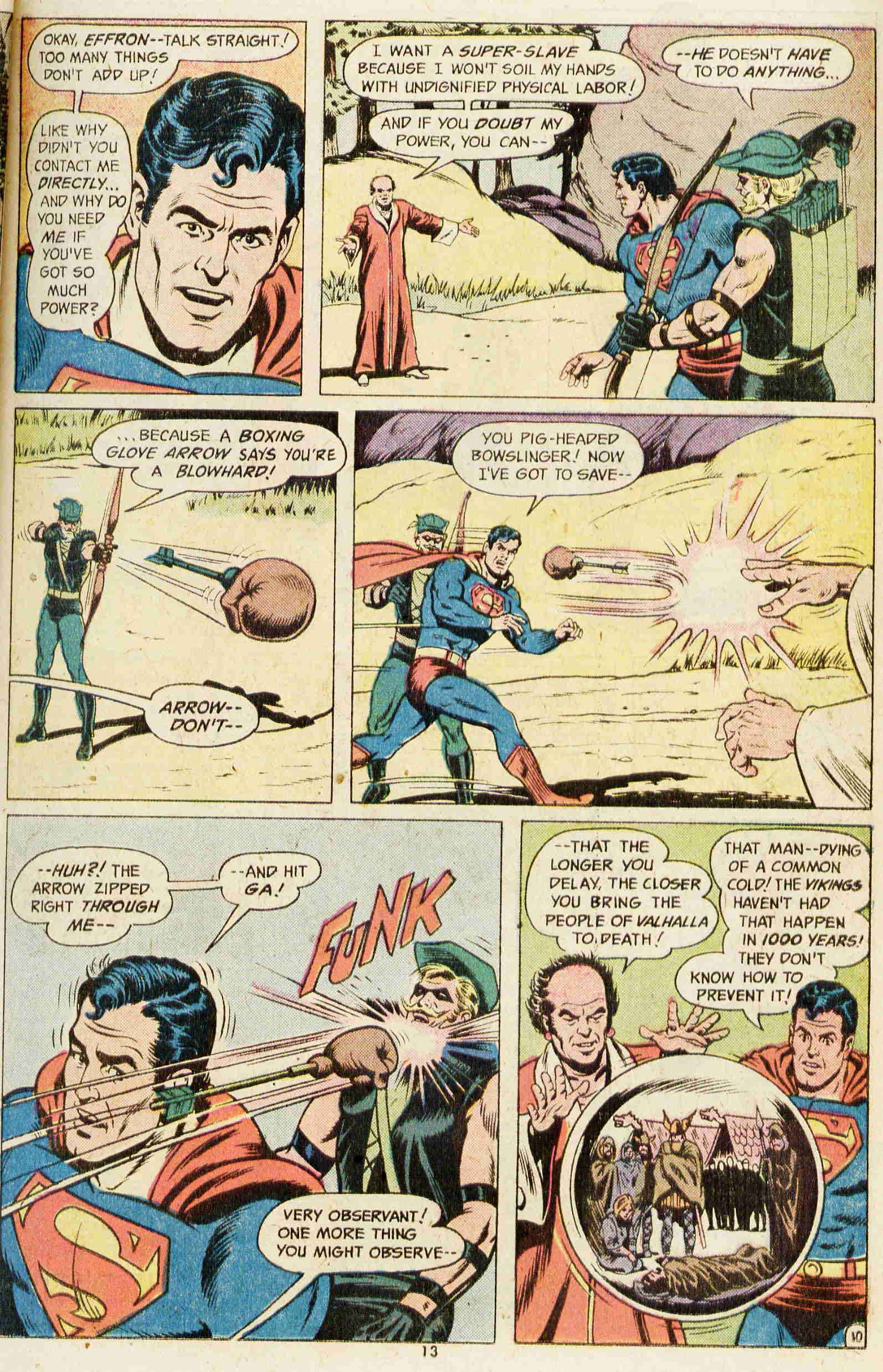 Read online Action Comics (1938) comic -  Issue #437 - 12