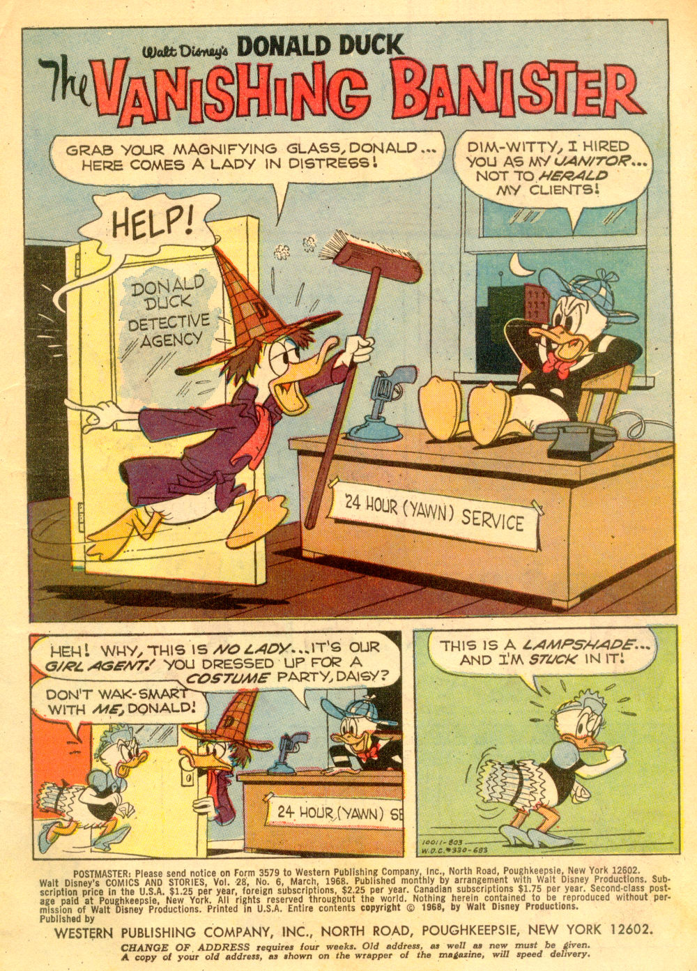 Walt Disney's Comics and Stories issue 330 - Page 3