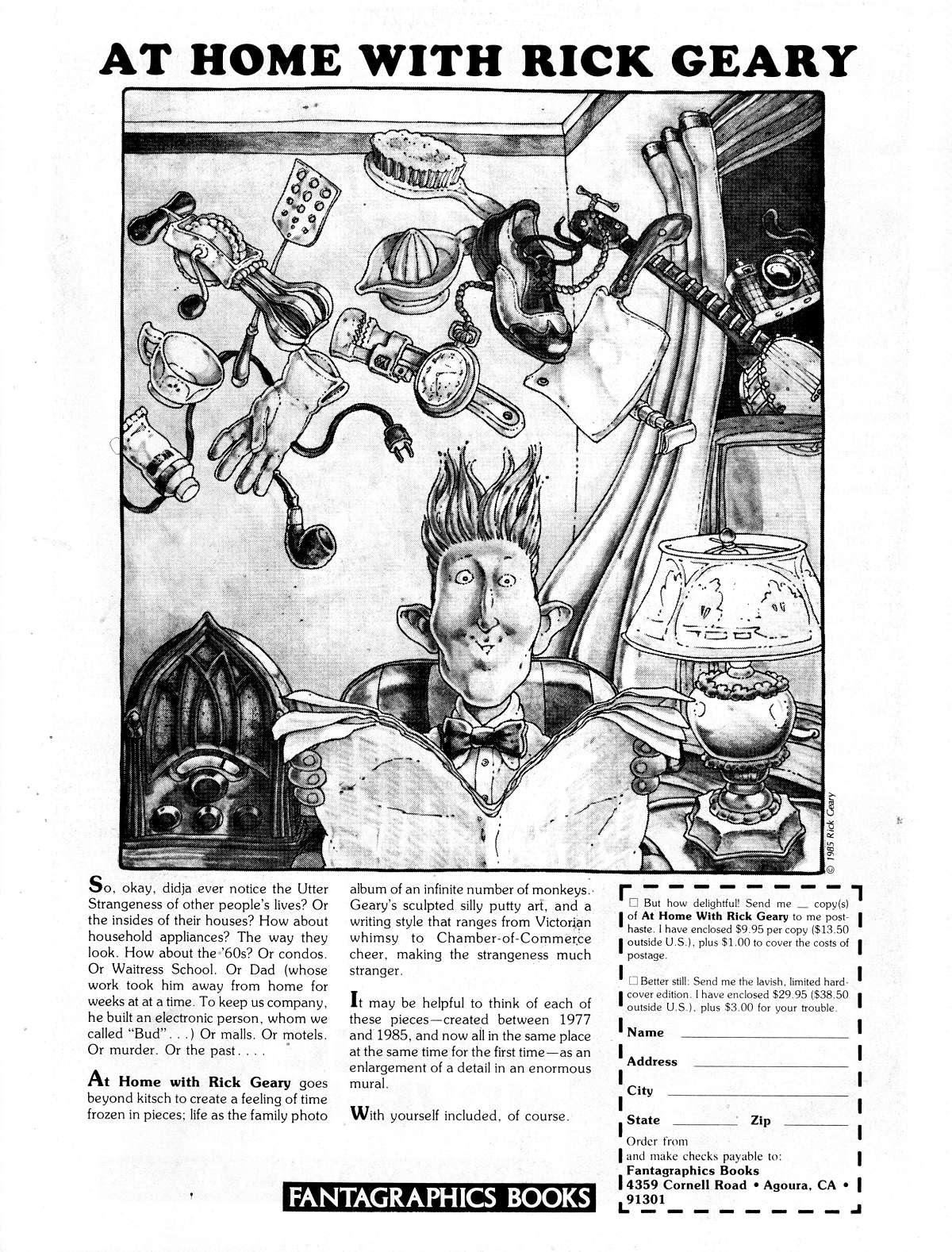 Read online Neat Stuff comic -  Issue #3 - 9