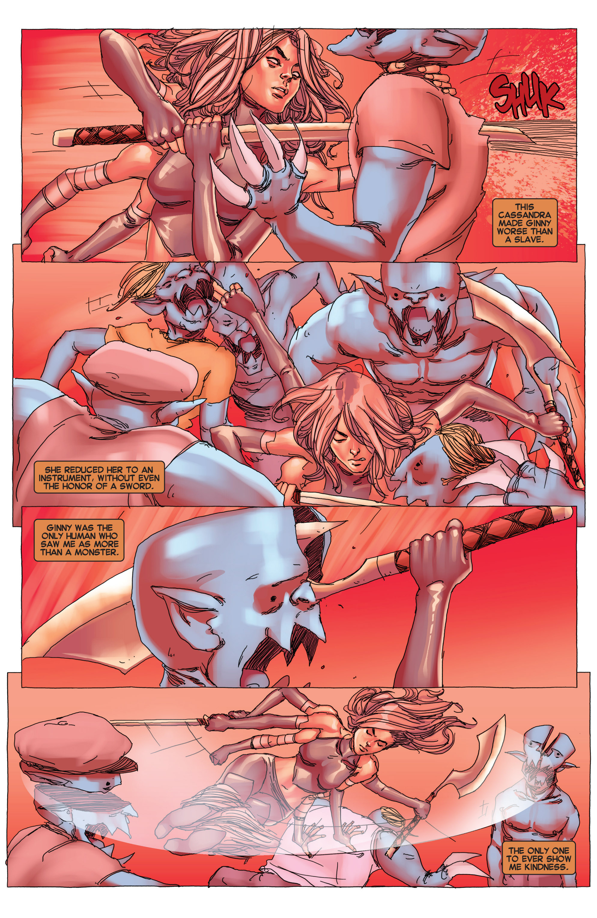 Read online Uncanny X-Force (2013) comic -  Issue #12 - 19