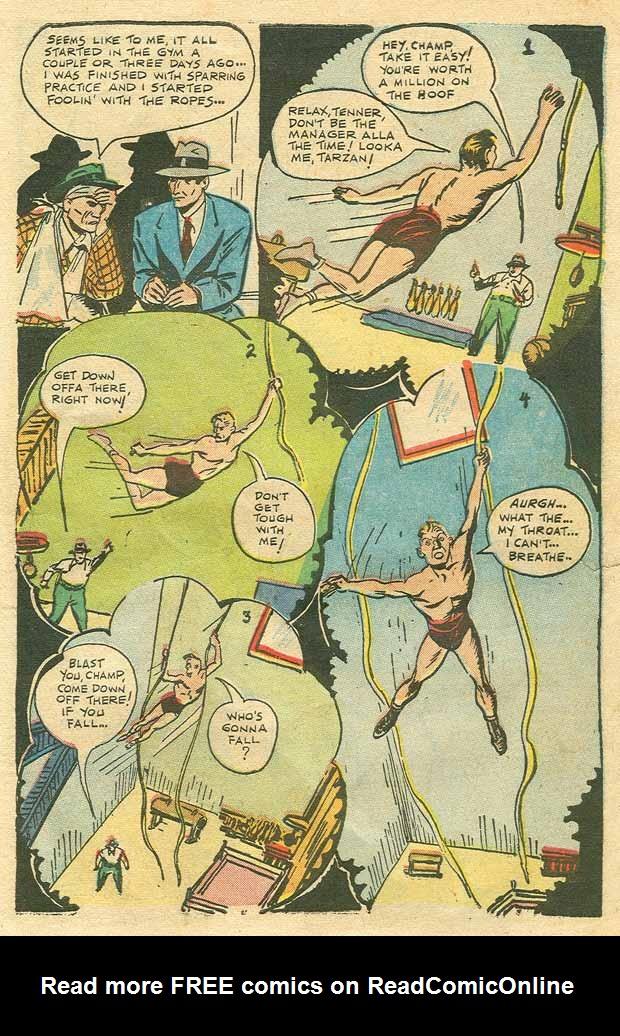 Read online Shadow Comics comic -  Issue #79 - 4