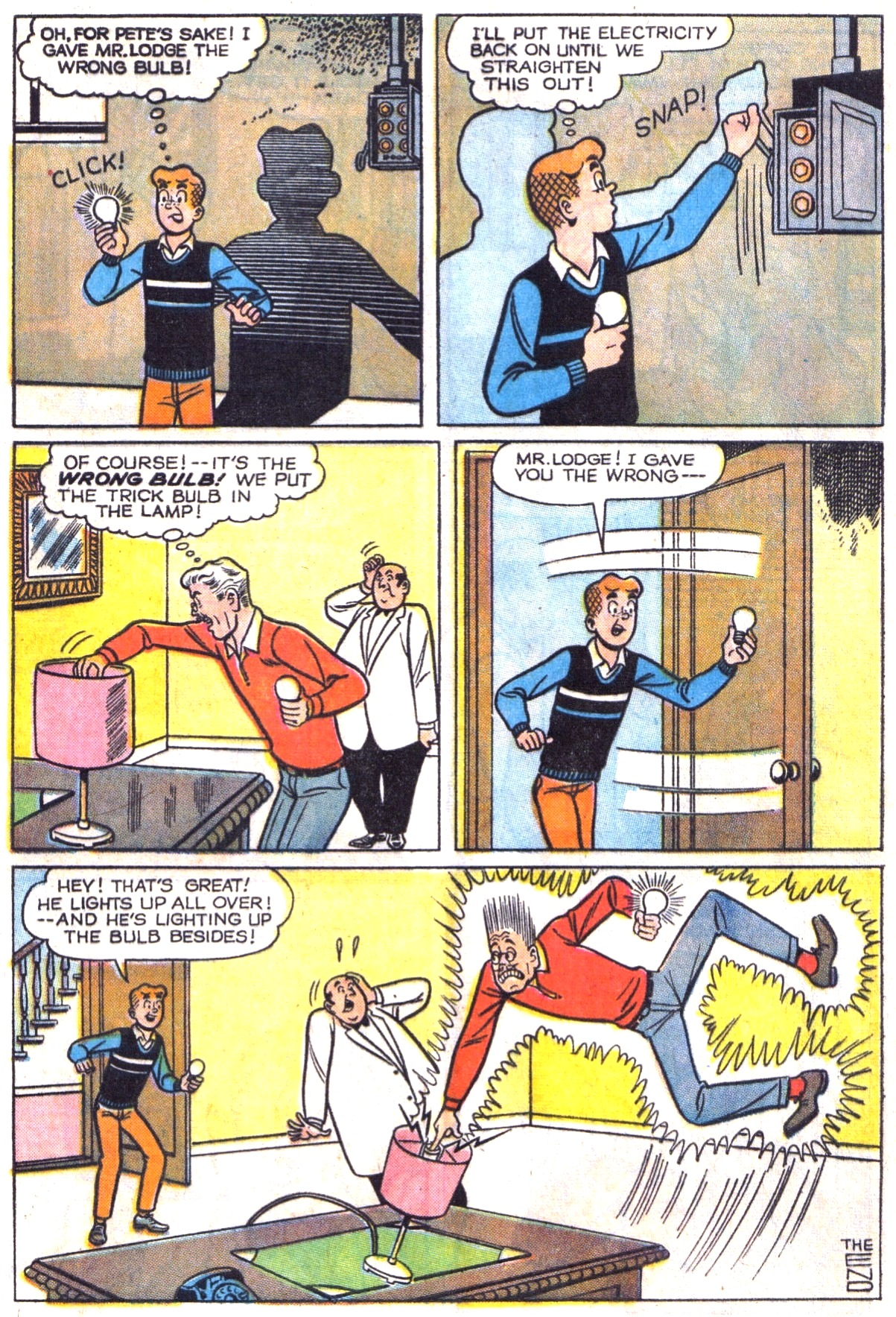 Read online Archie (1960) comic -  Issue #151 - 24