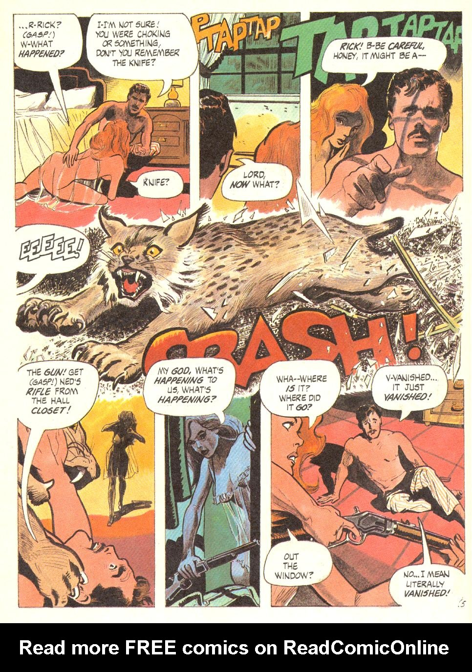 Read online Twisted Tales (1982) comic -  Issue #3 - 14