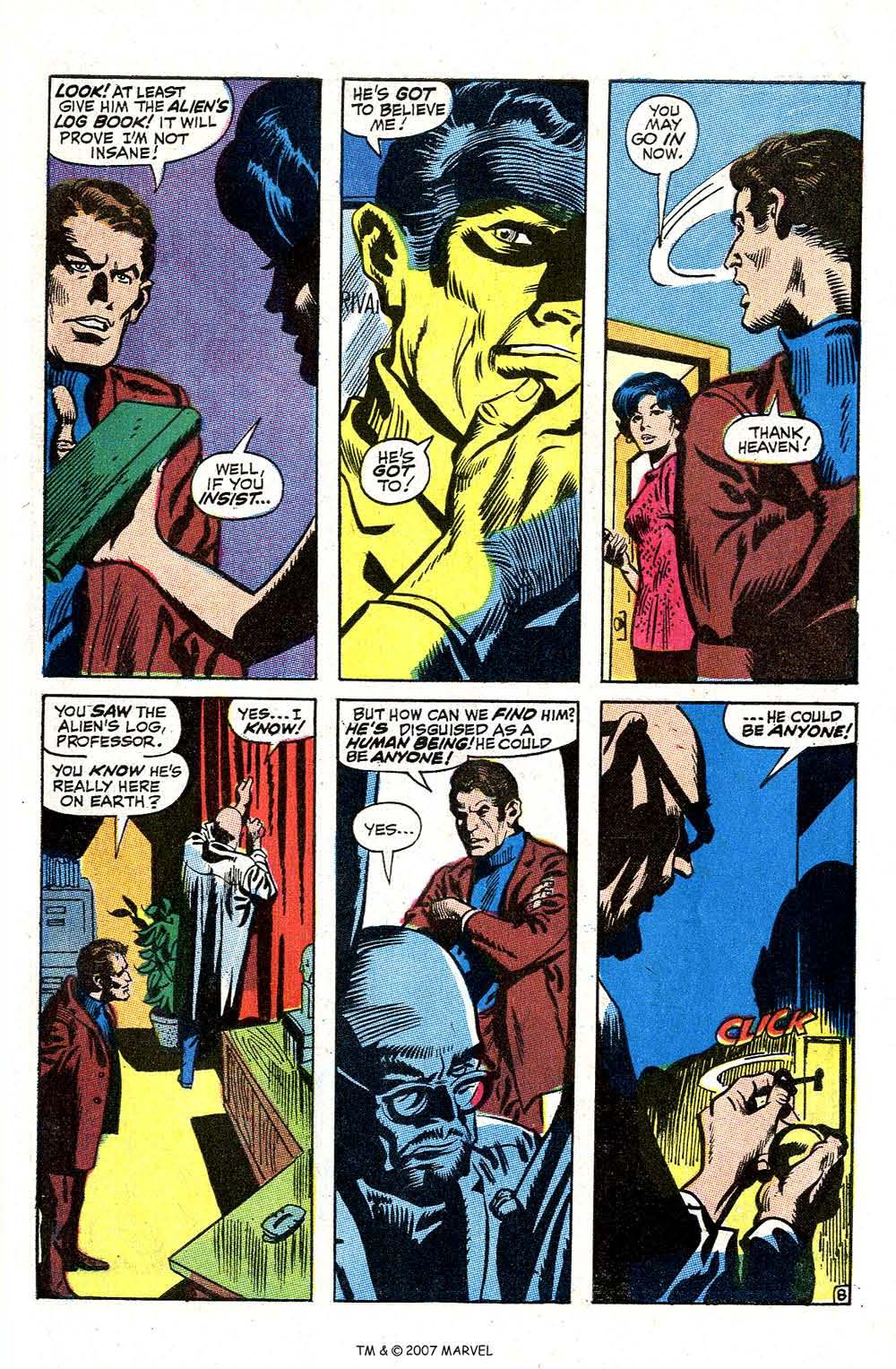 Silver Surfer (1968) issue 3 - Page 61