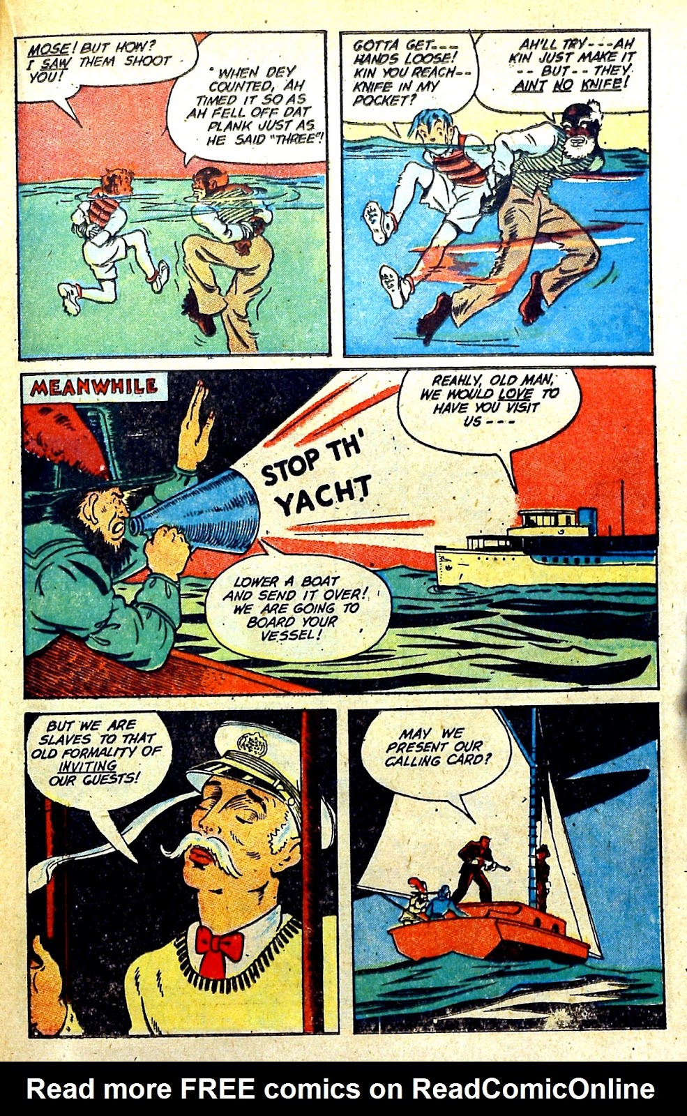 Read online Famous Funnies comic -  Issue #145 - 31