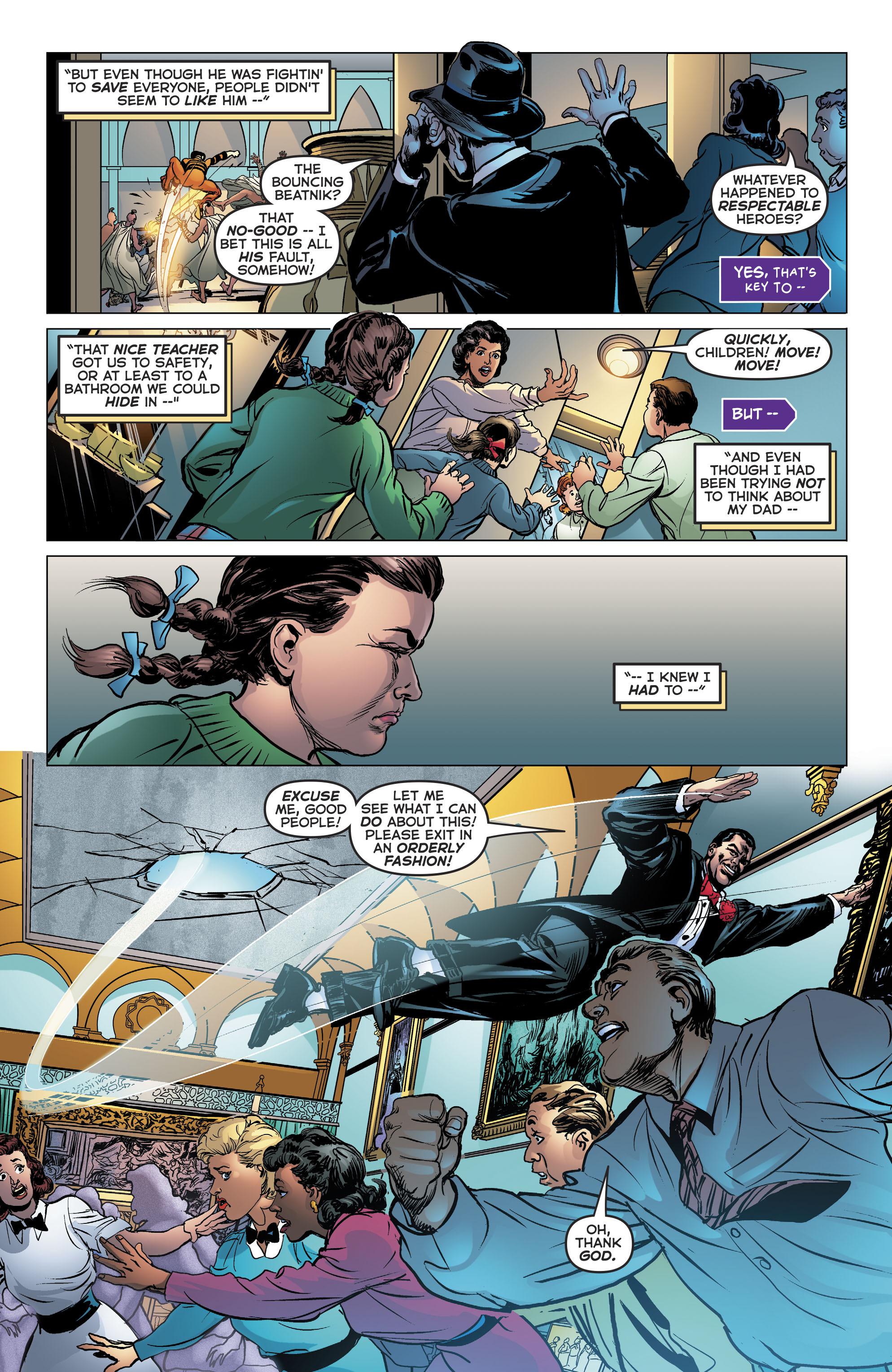 Read online Astro City comic -  Issue #43 - 19