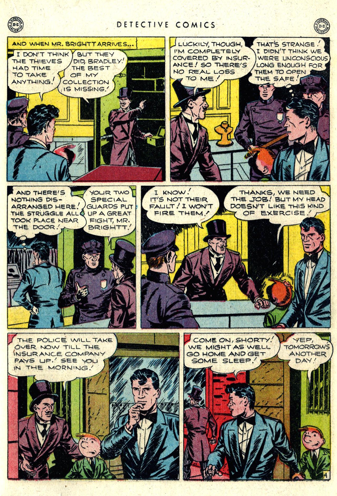 Read online Detective Comics (1937) comic -  Issue #100 - 30
