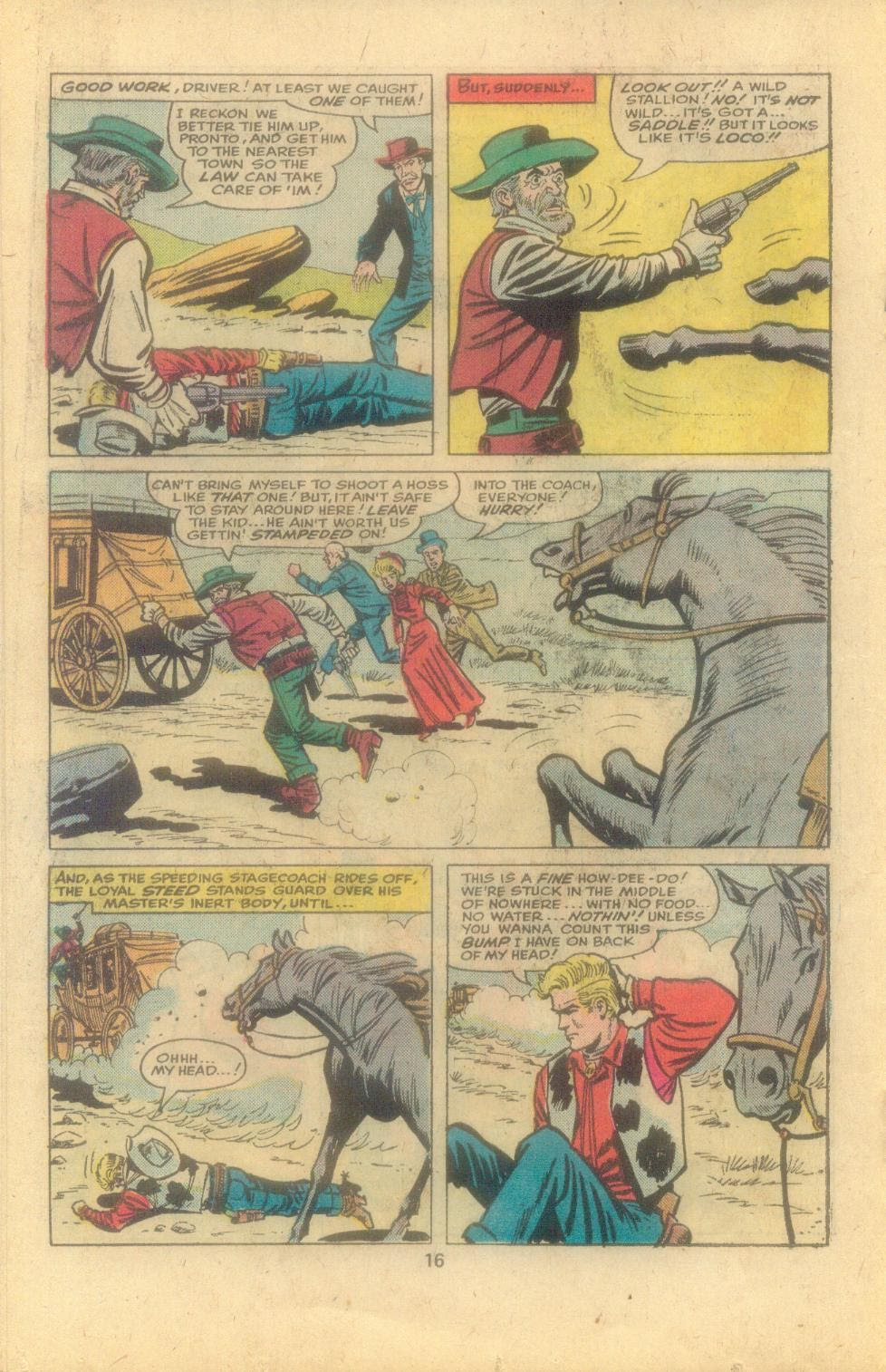 Kid Colt Outlaw issue 194 - Page 18
