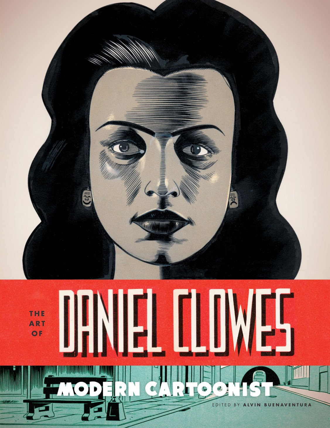 The Art of Daniel Clowes: Modern Cartoonist TPB Page 1