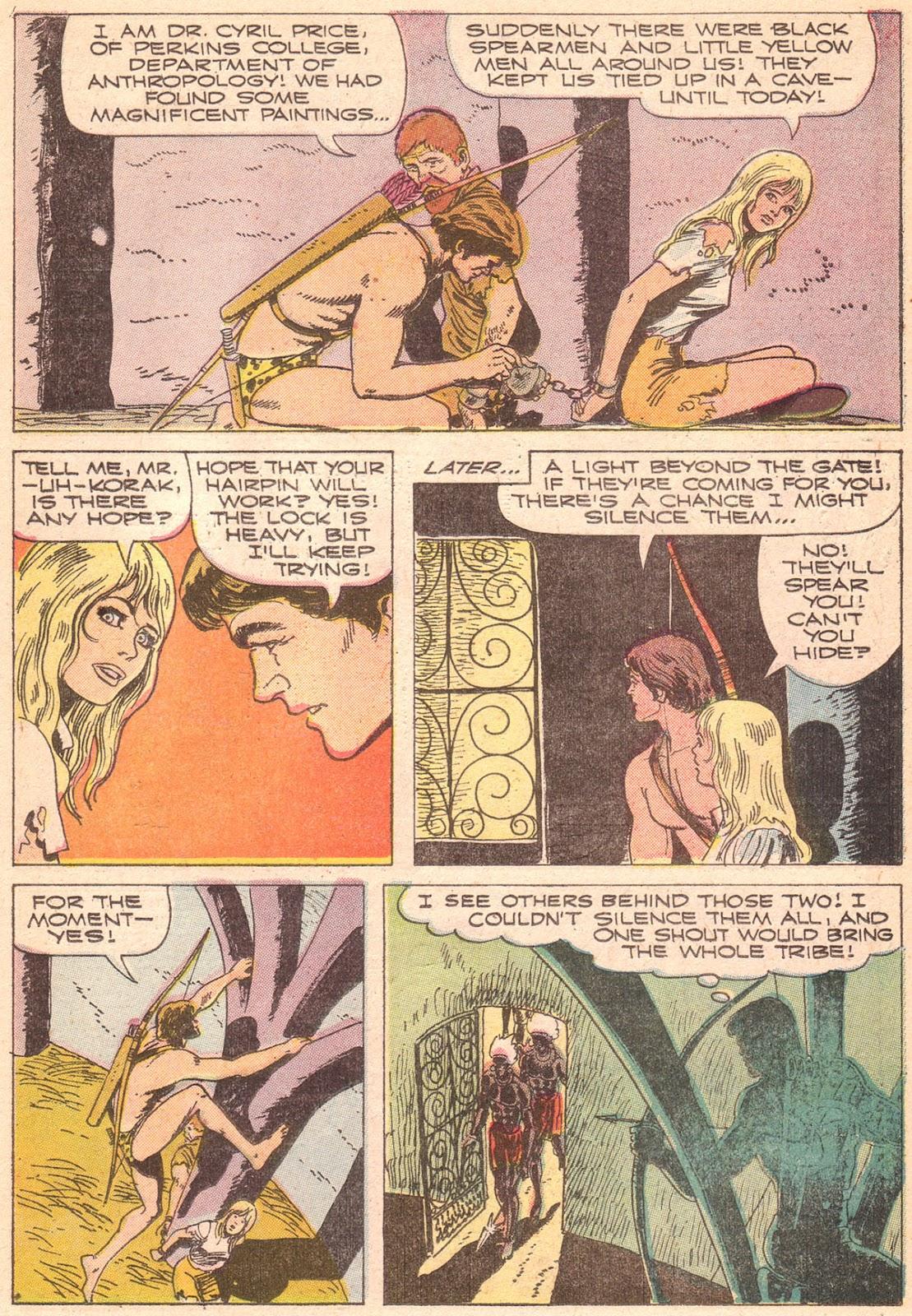 Korak, Son of Tarzan (1964) issue 39 - Page 15