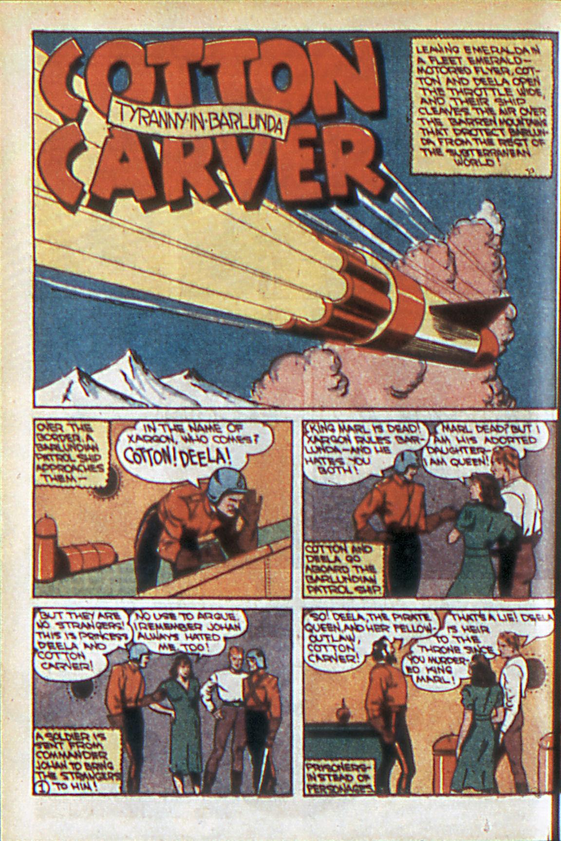 Read online Adventure Comics (1938) comic -  Issue #60 - 33