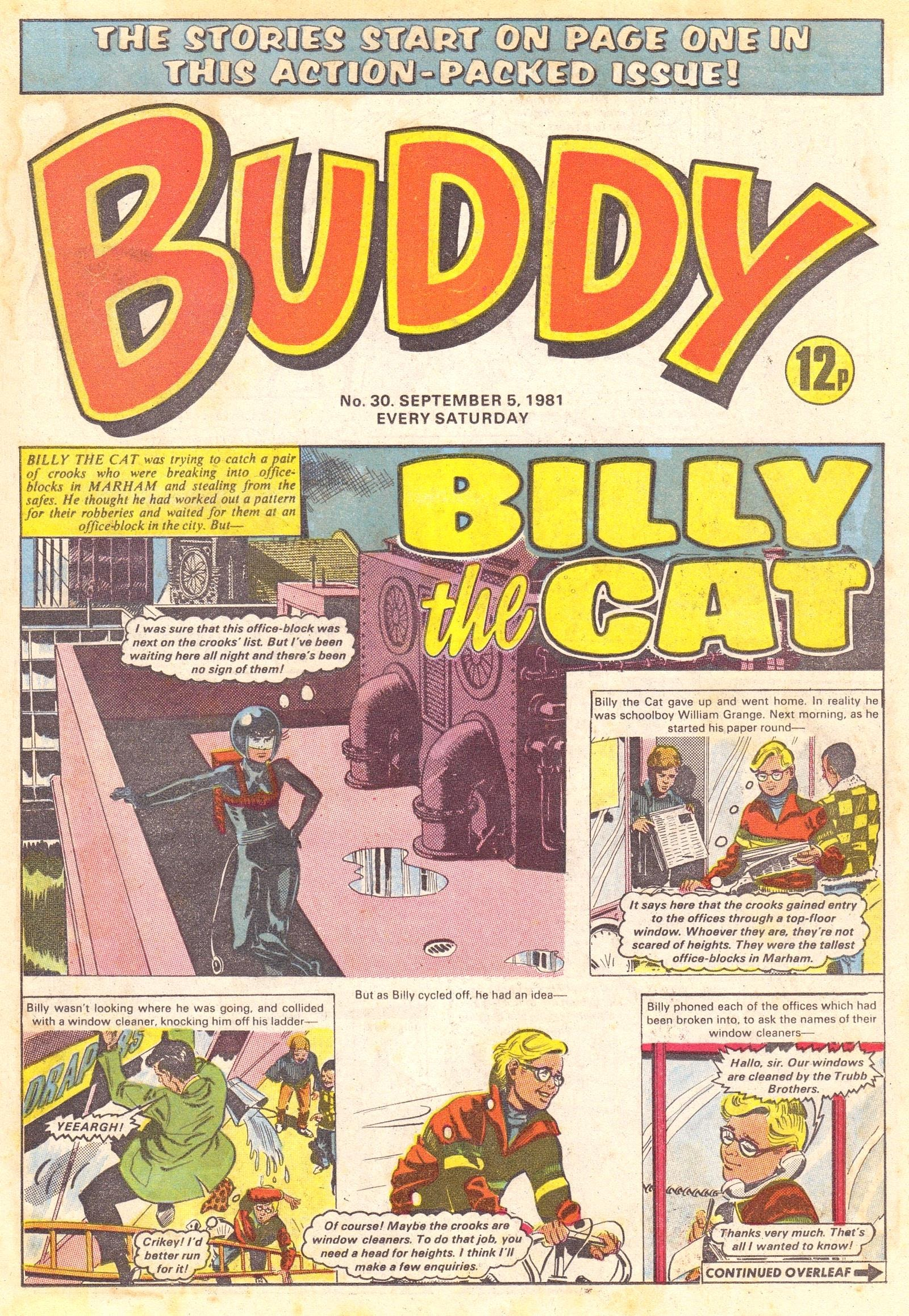 Buddy issue 30 - Page 1