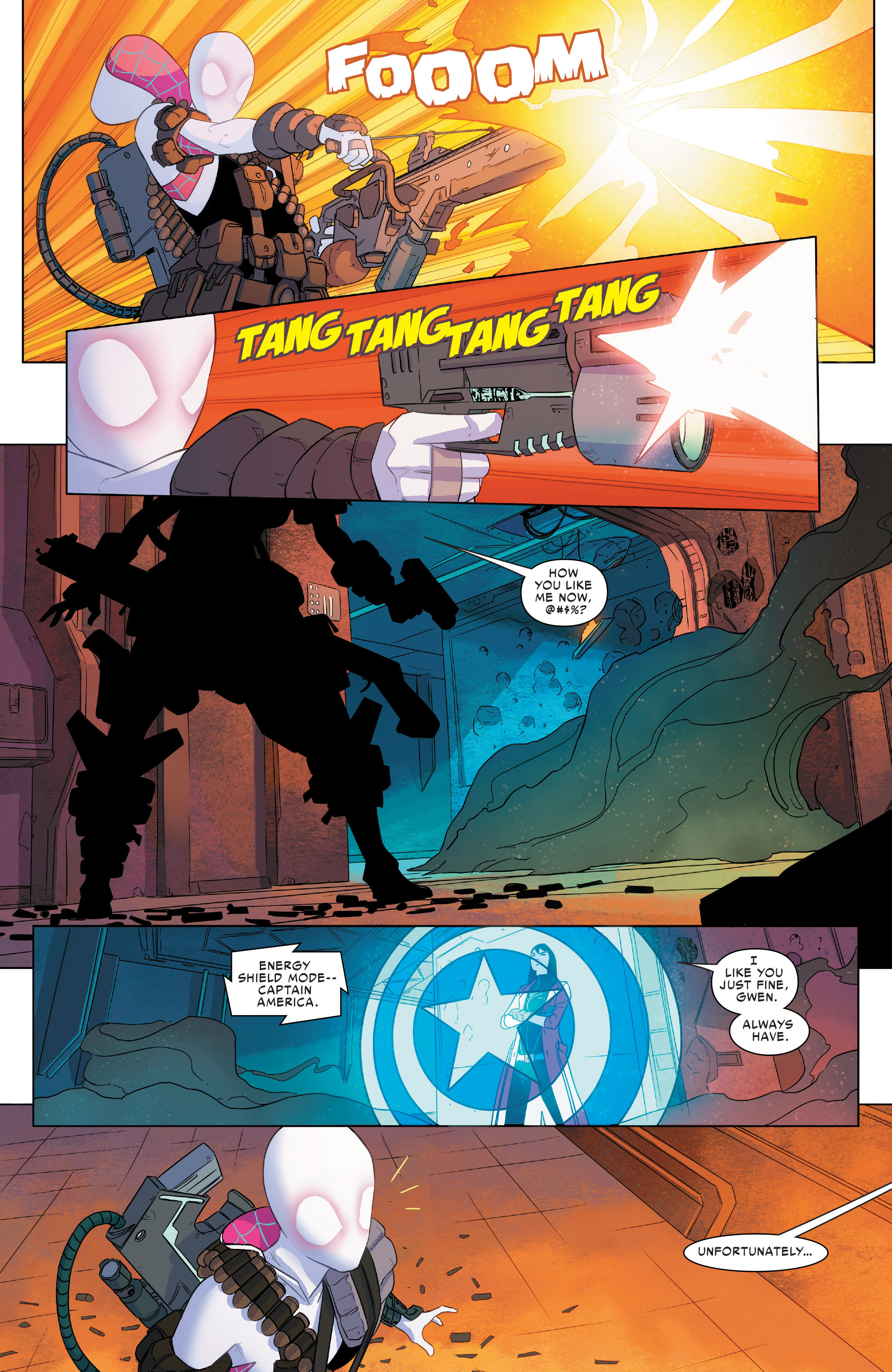 Read online Spider-Women Omega comic -  Issue # Full - 18