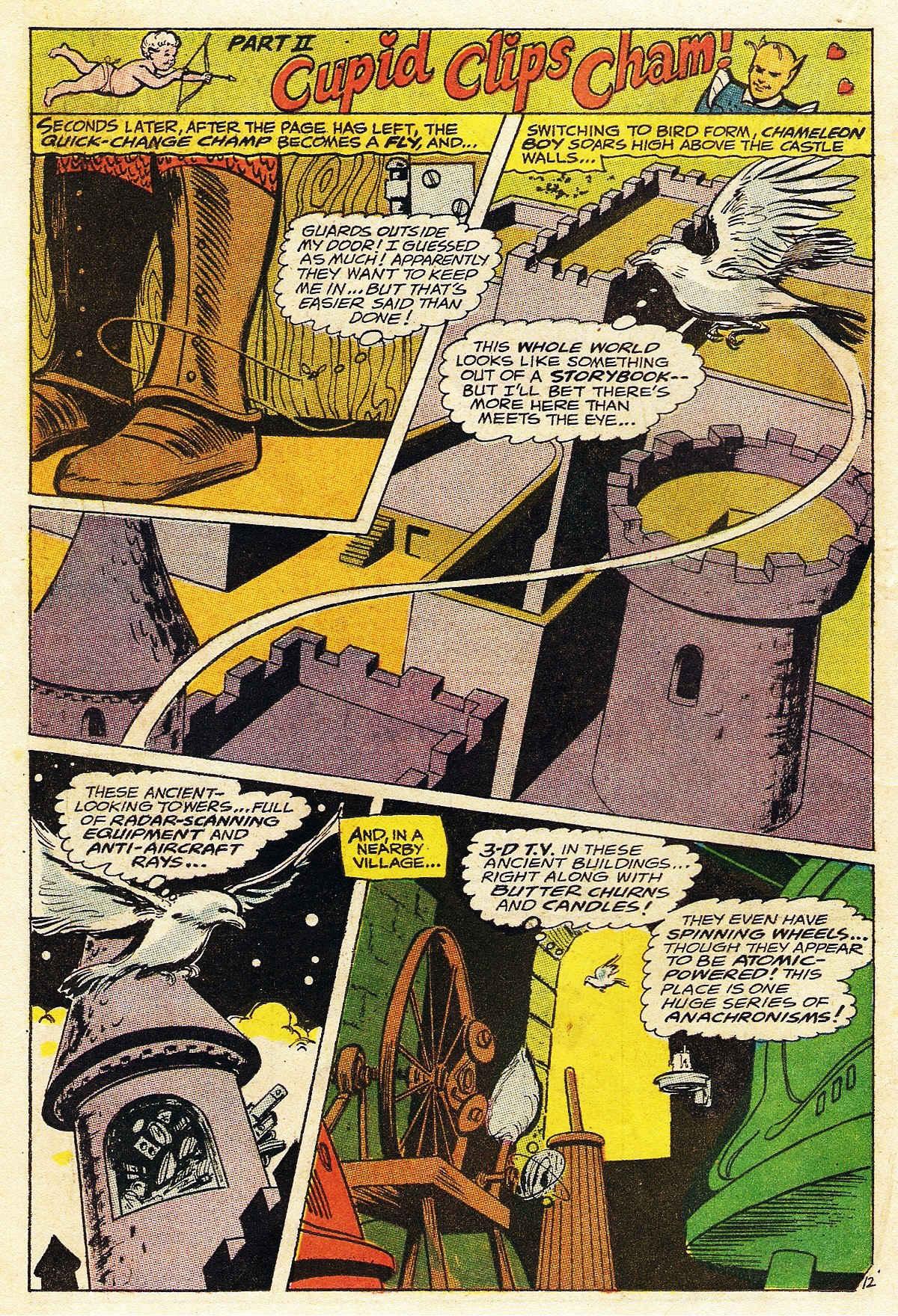 Read online Adventure Comics (1938) comic -  Issue #376 - 18