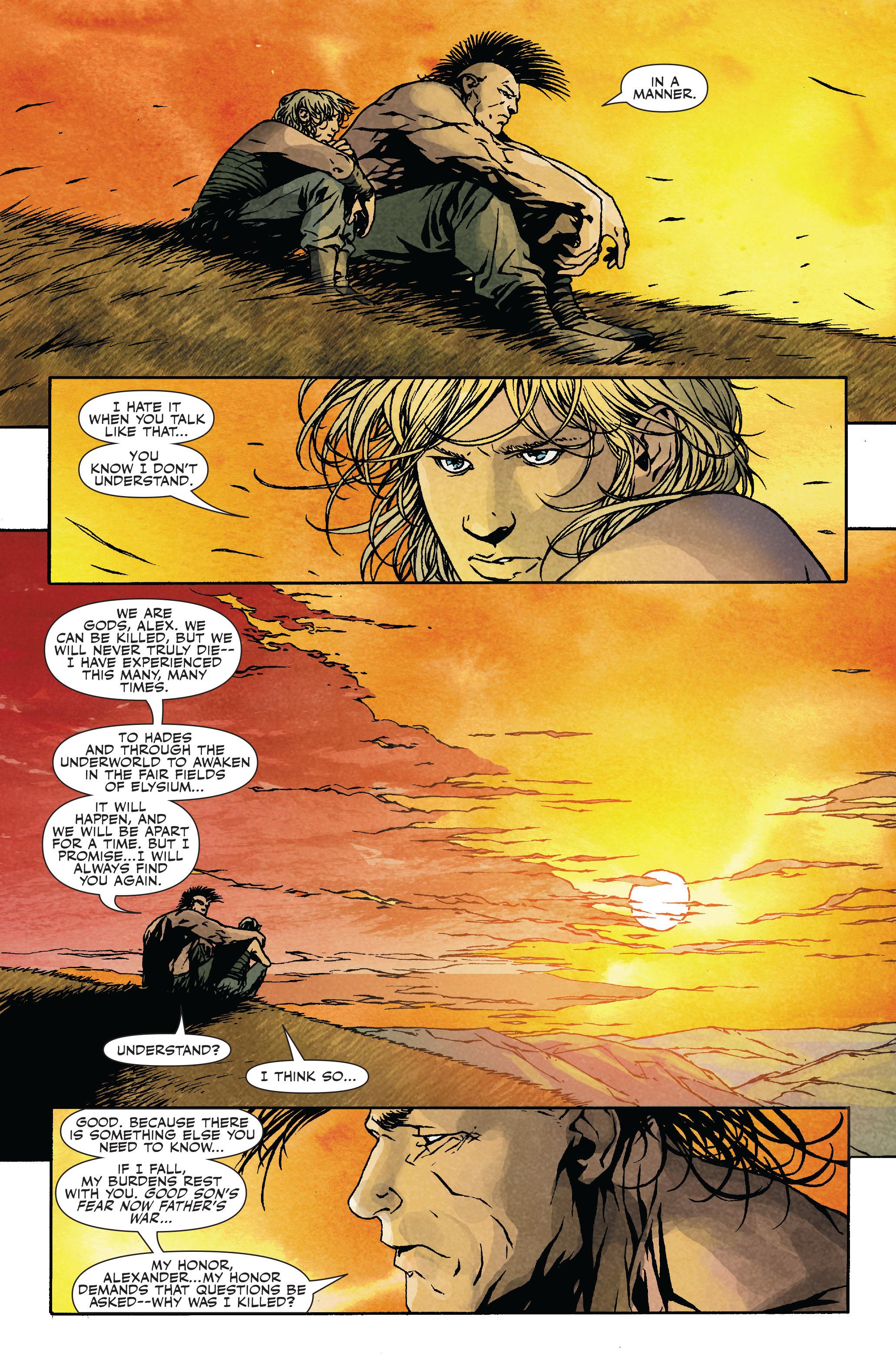 Read online Siege: Secret Warriors comic -  Issue # Full - 4